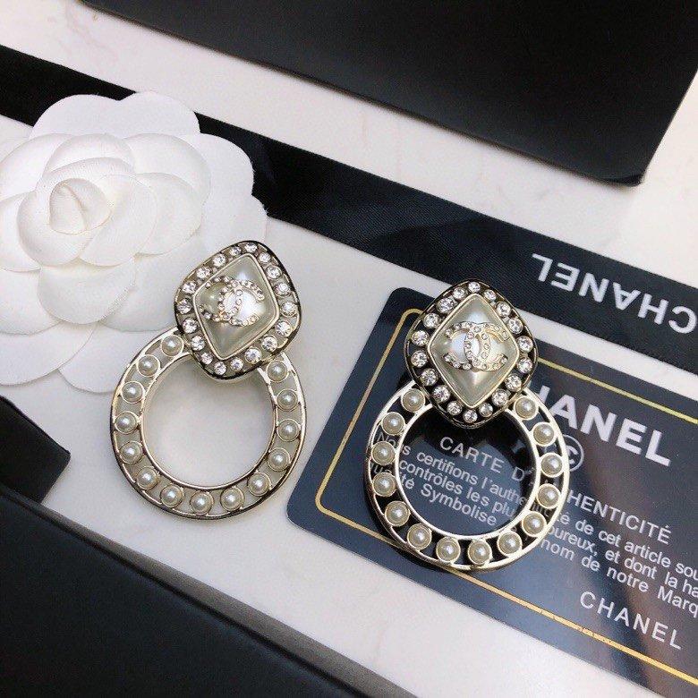 Chanel香奈儿小香耳钉耳环热销款