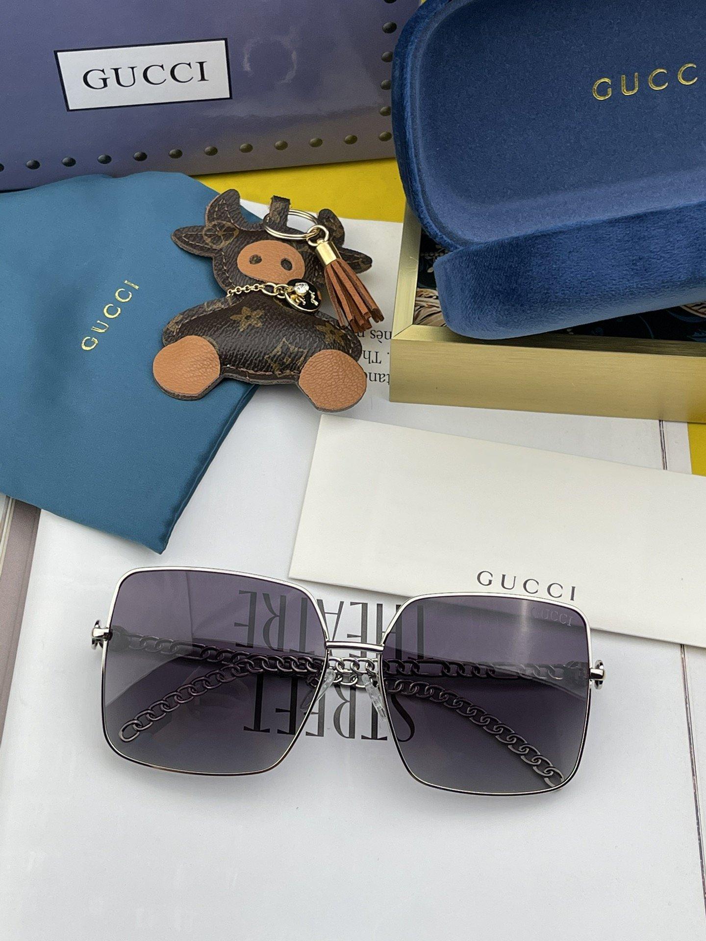链条Gucci2021官方新款众多明