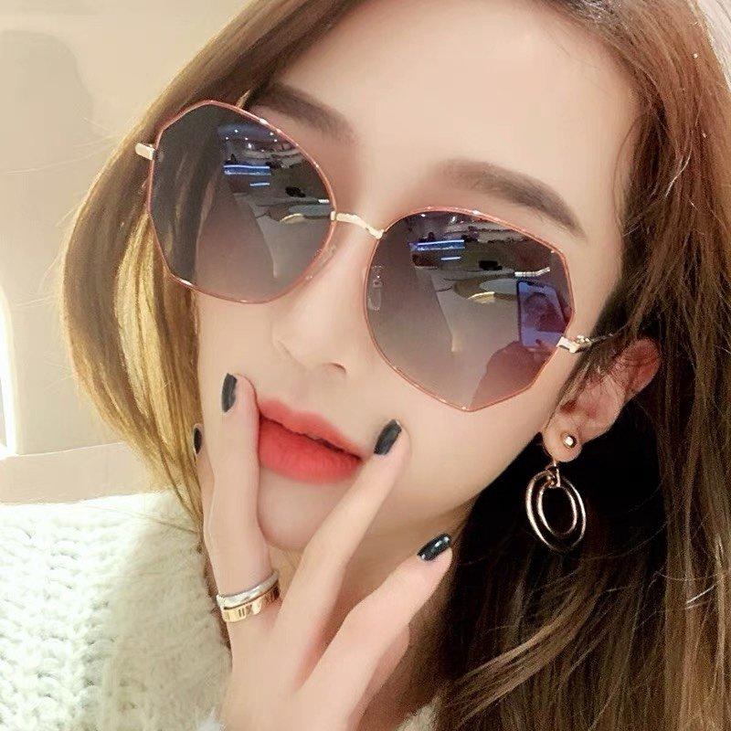 香奈儿新款时尚高雅偏光墨镜女士太阳镜