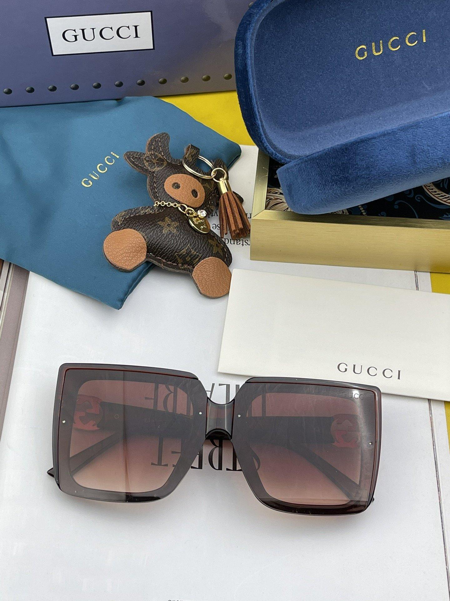 超好看潮酷GUCCI古驰新款款太阳镜