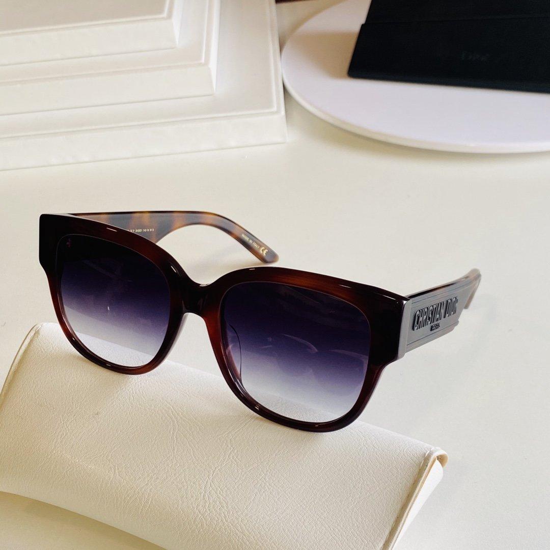 Dior迪奥春夏新款墨镜超轻舒适百搭