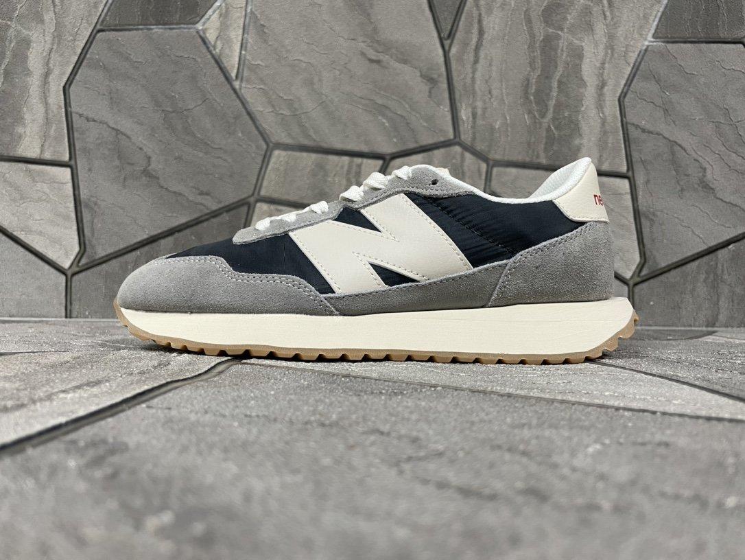 NB新百伦New Balance NB237系列中性复古休闲运动慢跑鞋
