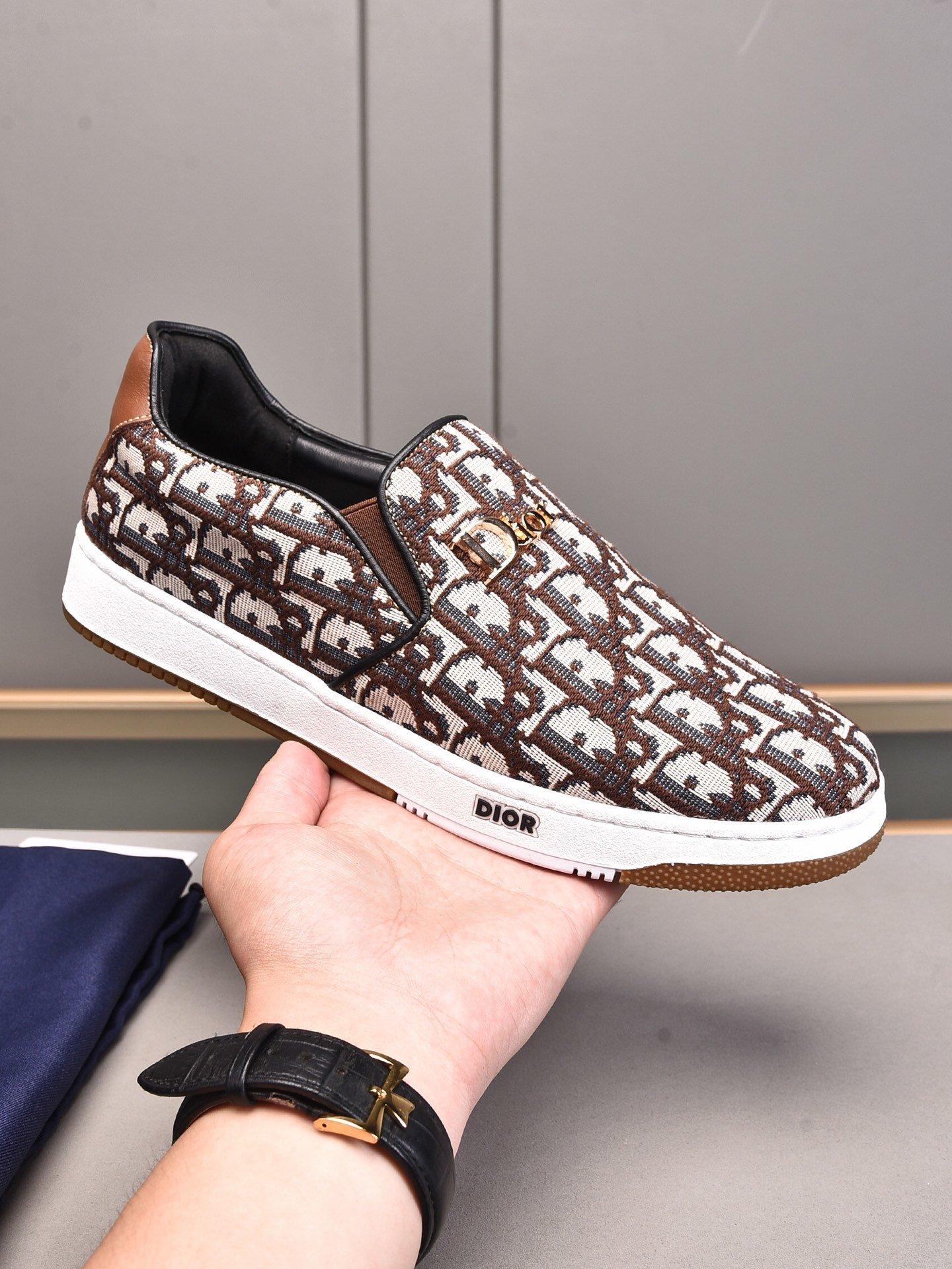 【迪奥·Dior新款系列】2021新款休闲韩版男鞋