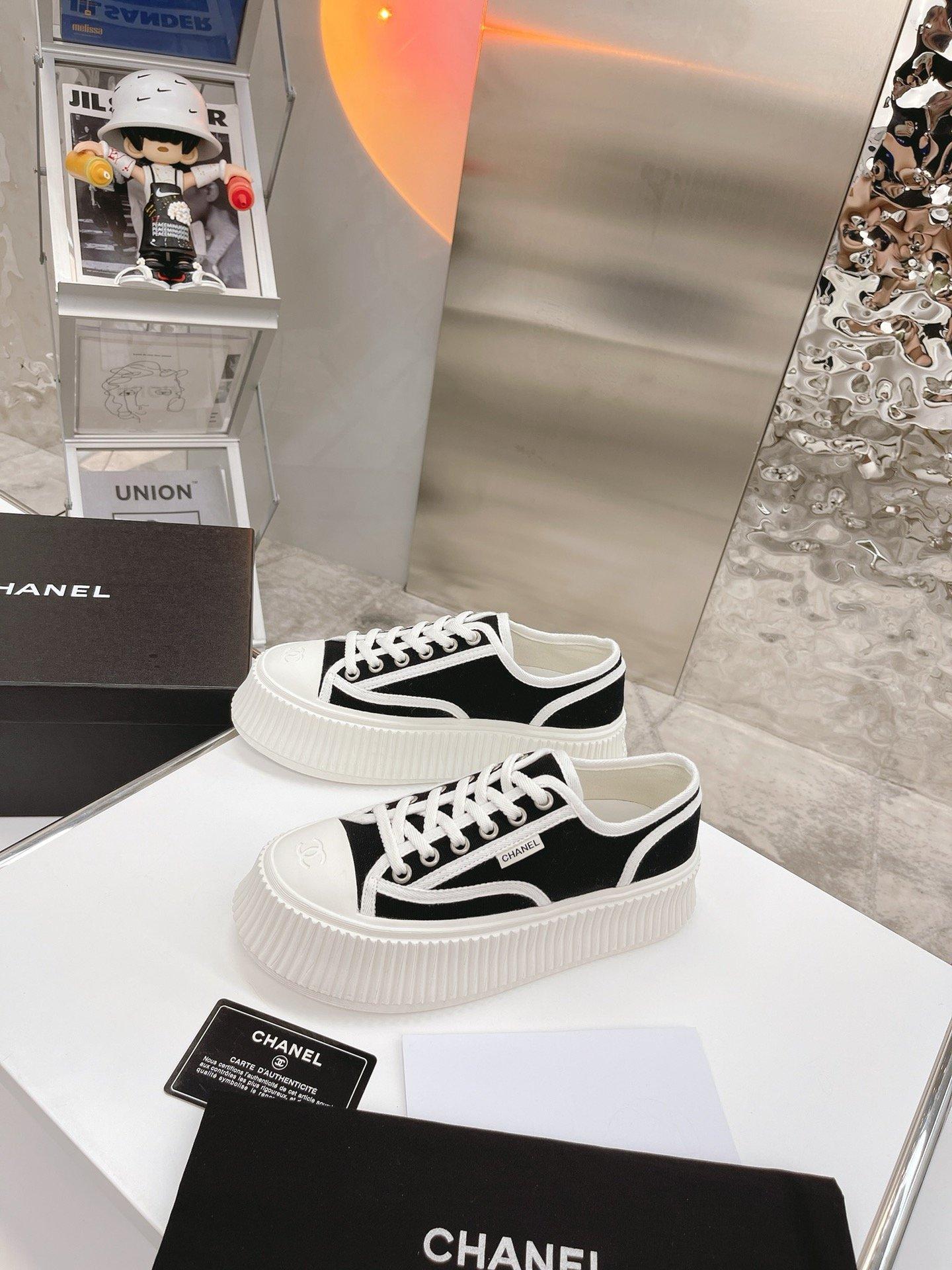 小香C家新厚底饼干鞋目前超级流行的饼干鞋