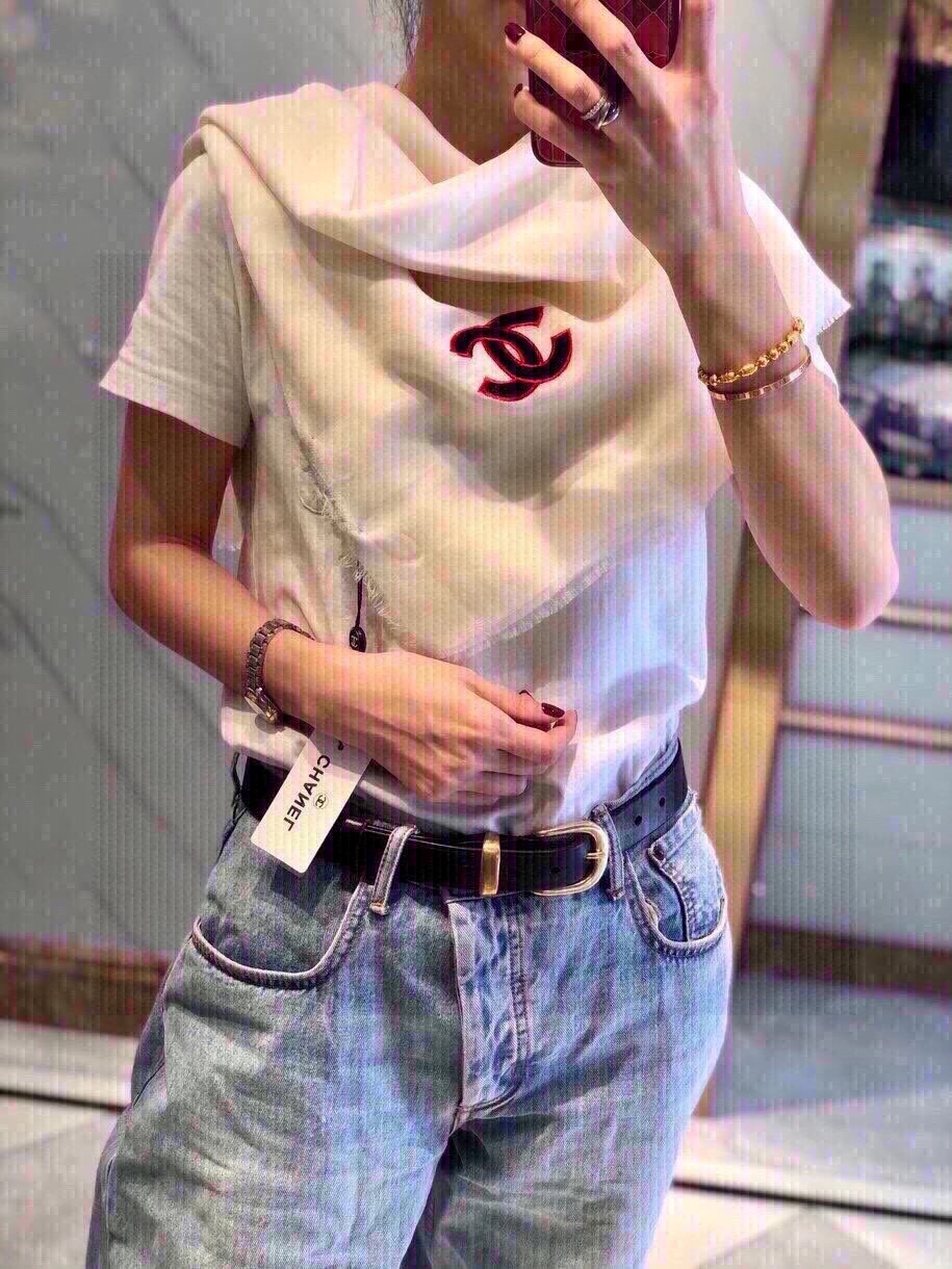 Chanel上新绢丝羊毛提花完美低调