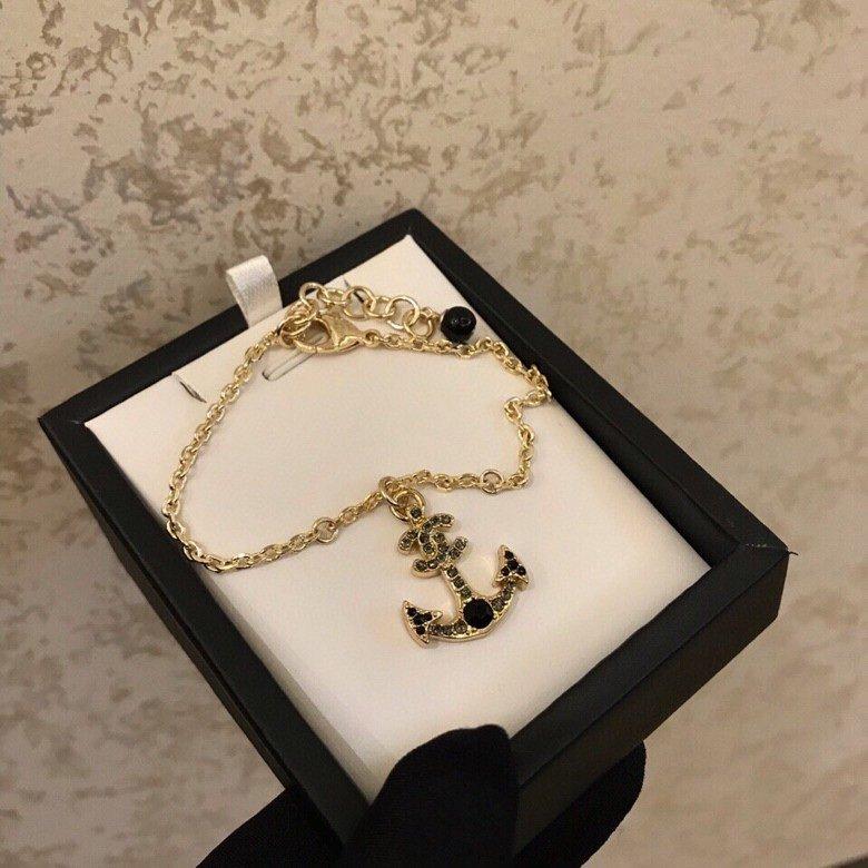 Chanel香奈儿最新款船锚手链热销