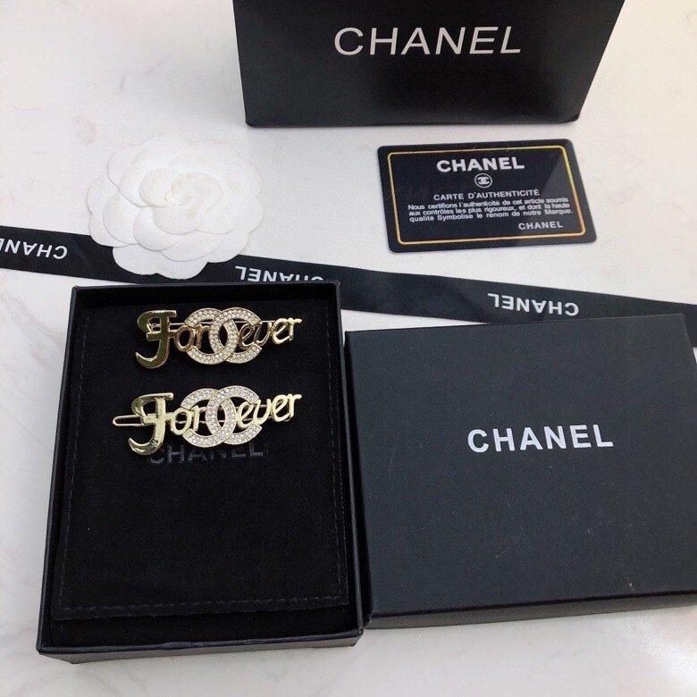 Chanel香奈儿小香经典胸针发夹热