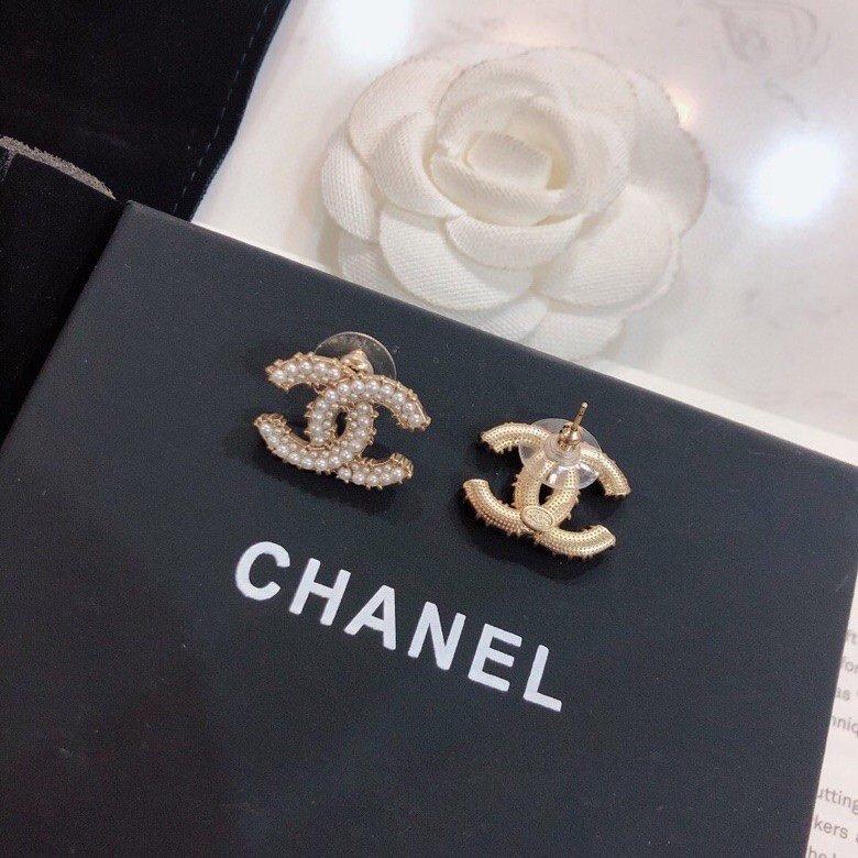 Chanel小香2021春夏新款双C