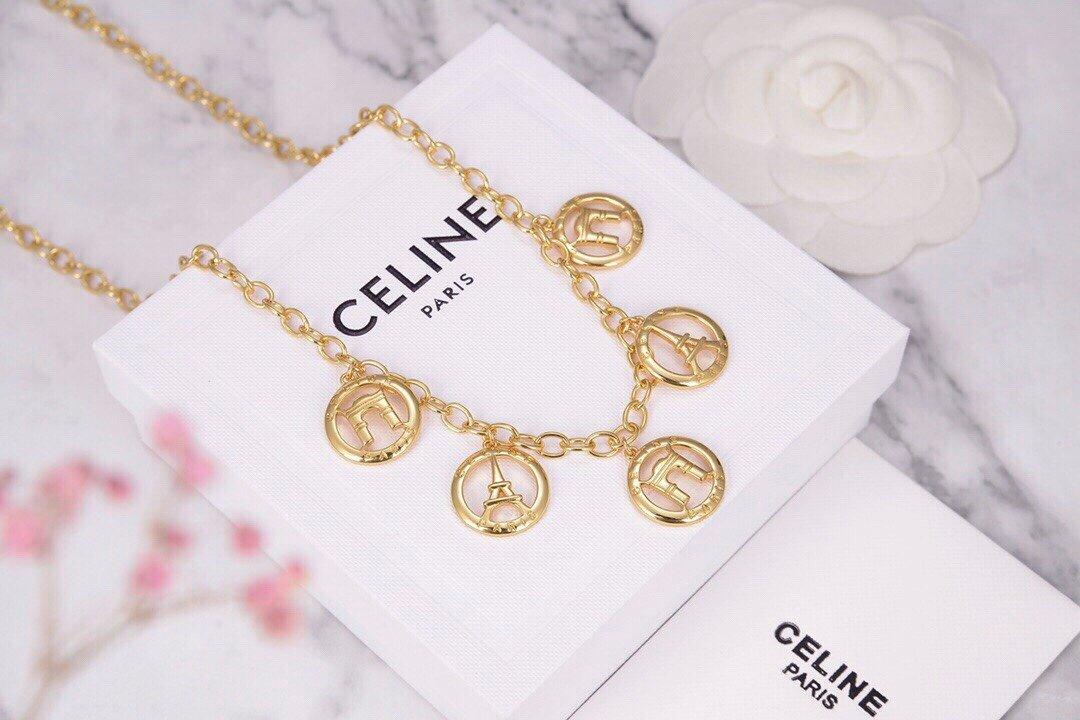 Celine新款凯凯门项新与众不同的