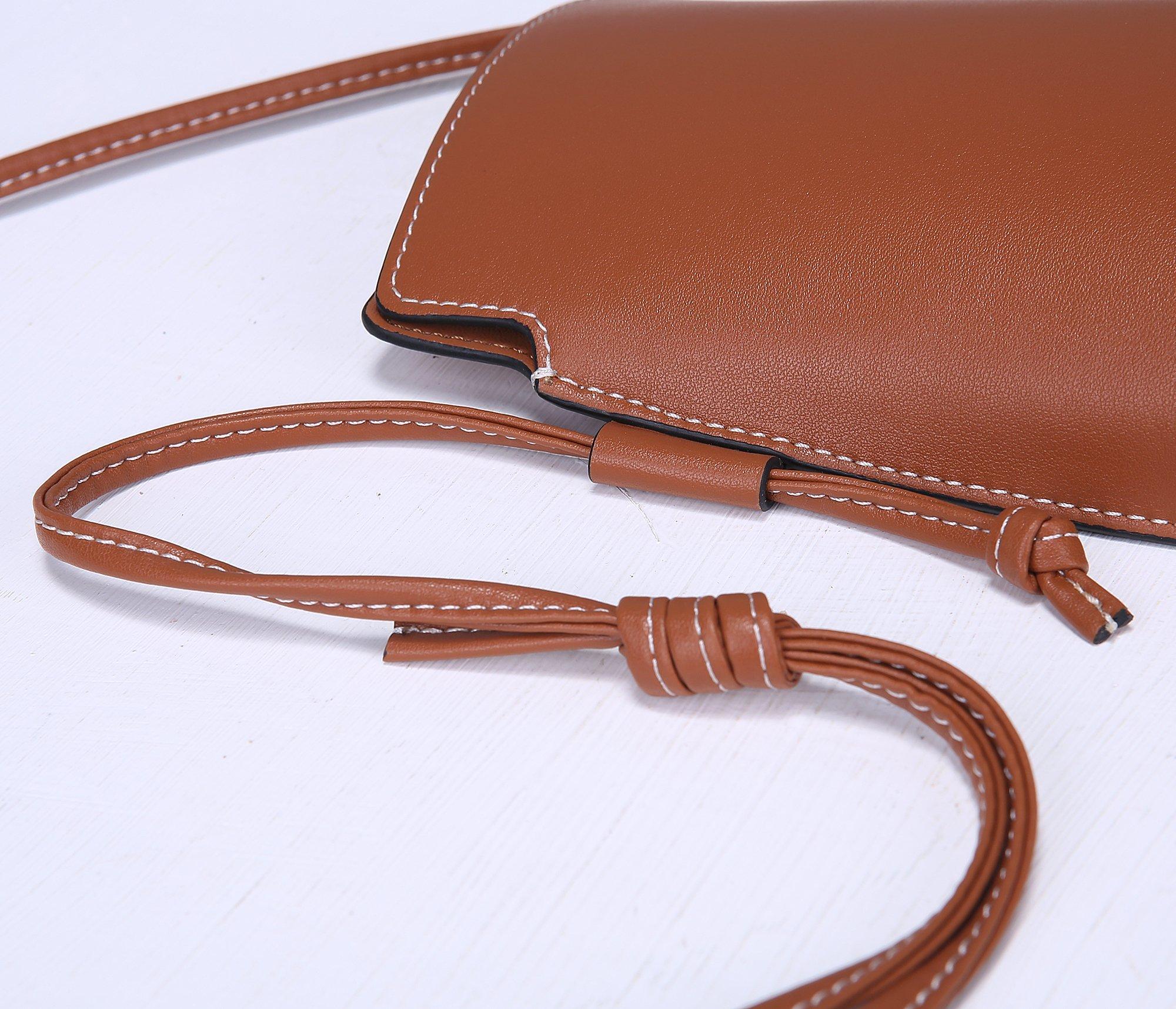 CEL-INE手机包搭配神器材质外老