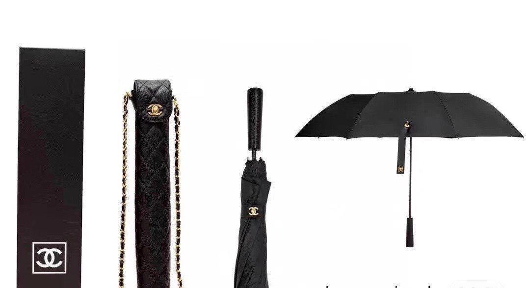 ChanelVintage雨伞明明上