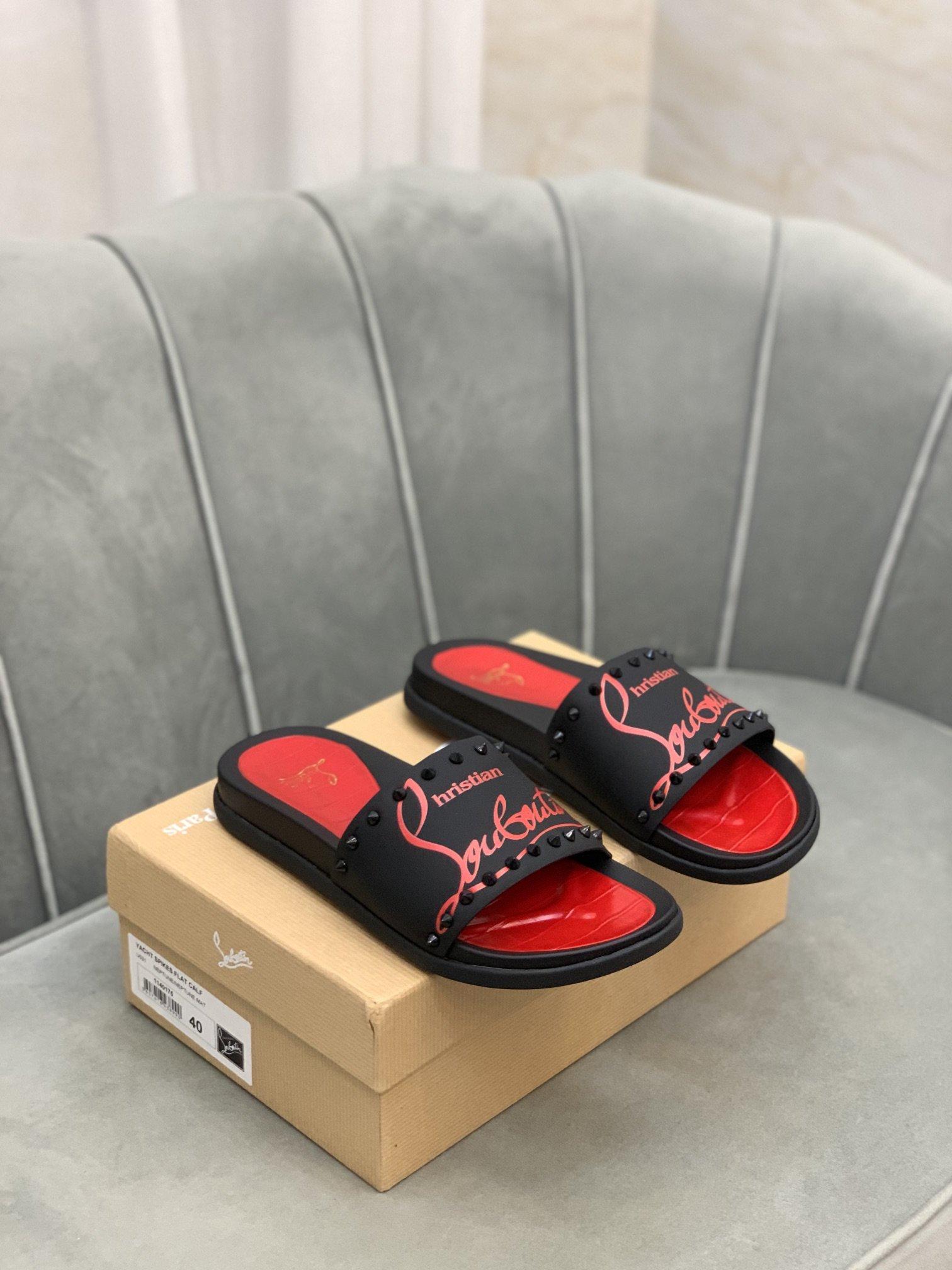 商品商标CL红底鞋*CL*拖鞋正码码
