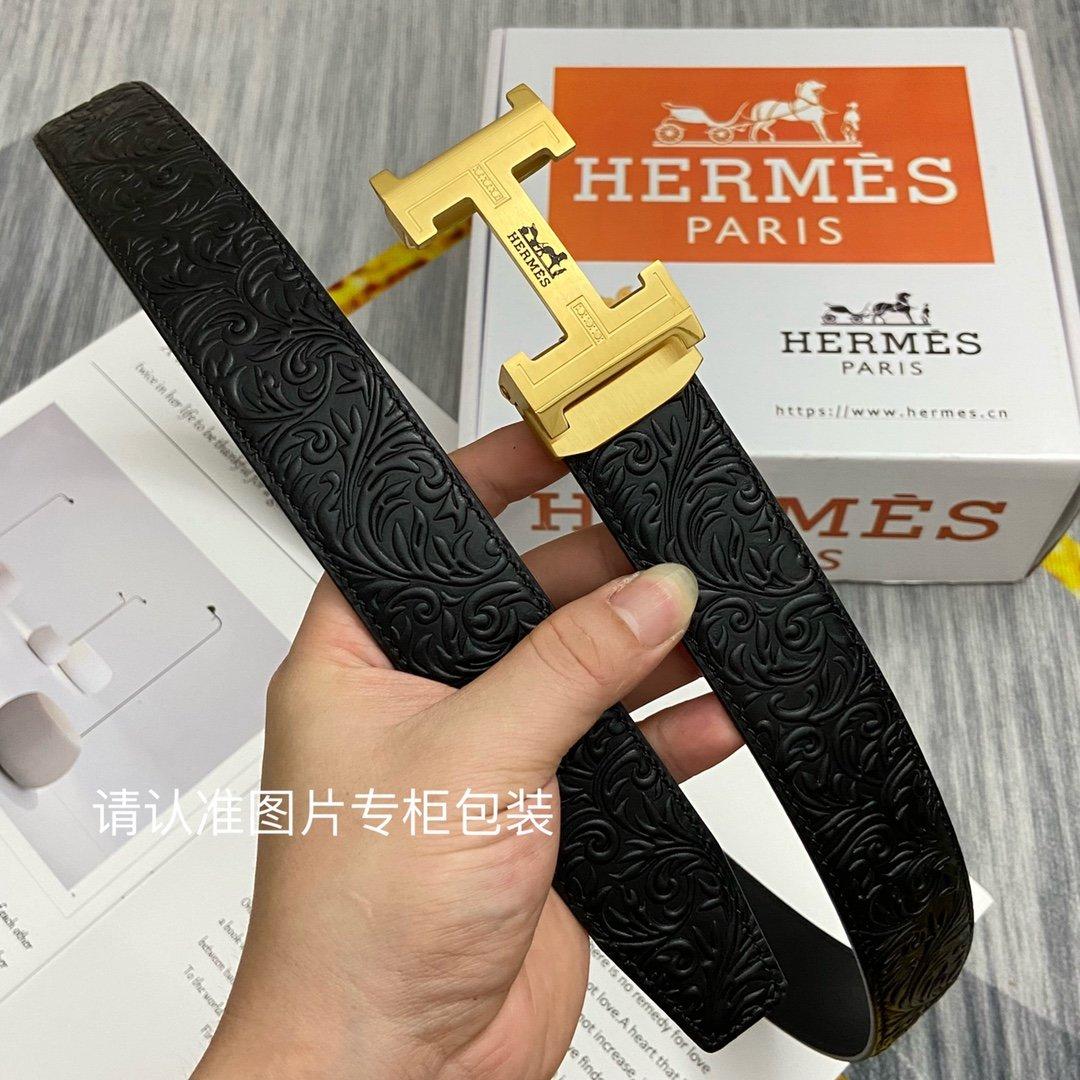 品牌HERMES爱马仕原单皮带腰带自