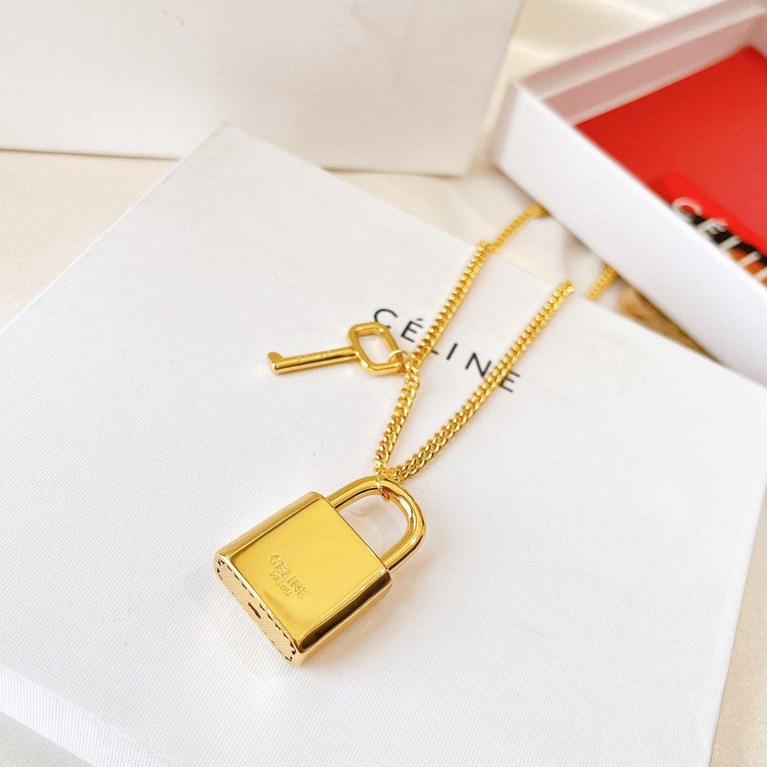 AA861CELINE2021新款锁