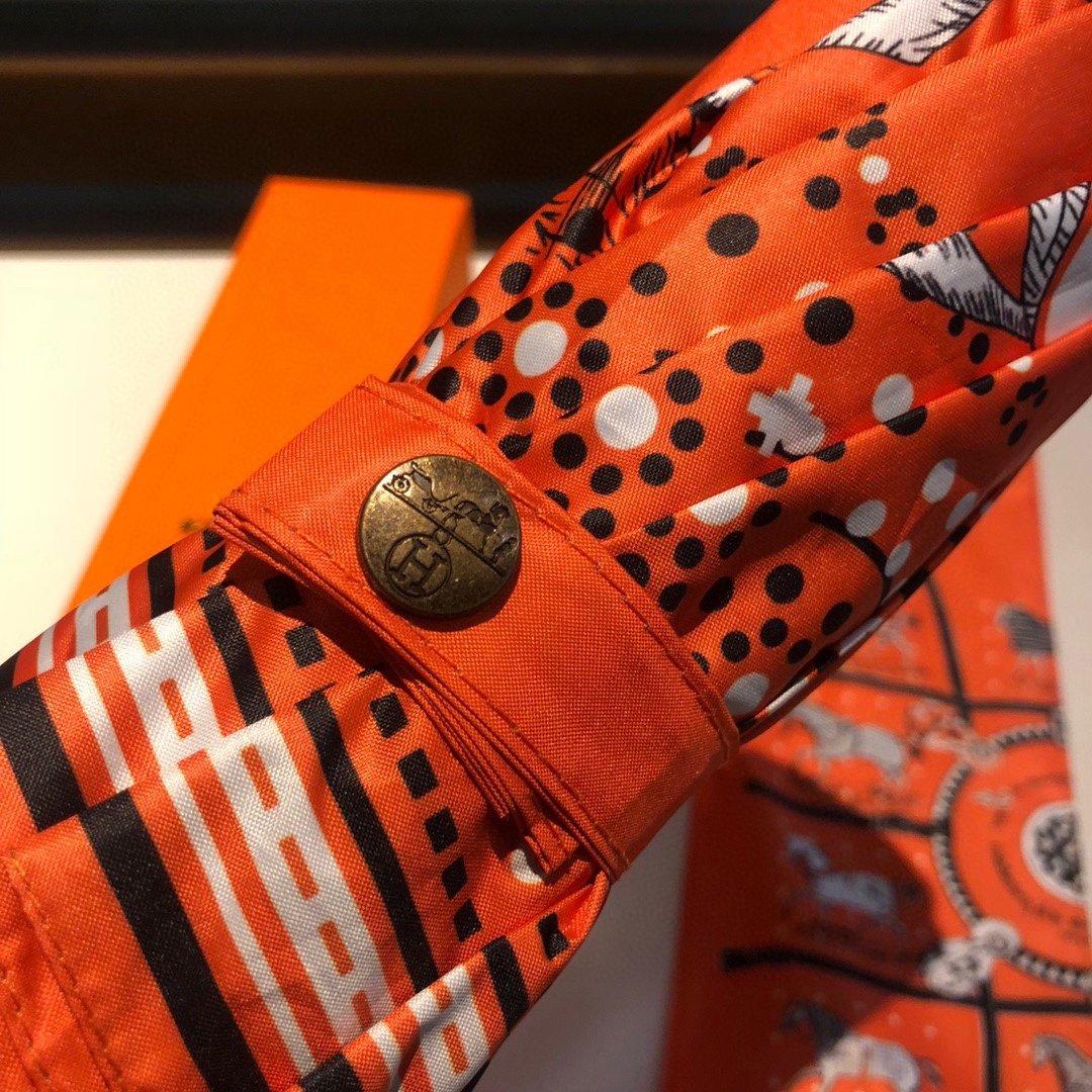 爱马仕Hermès经典款三折自动折叠