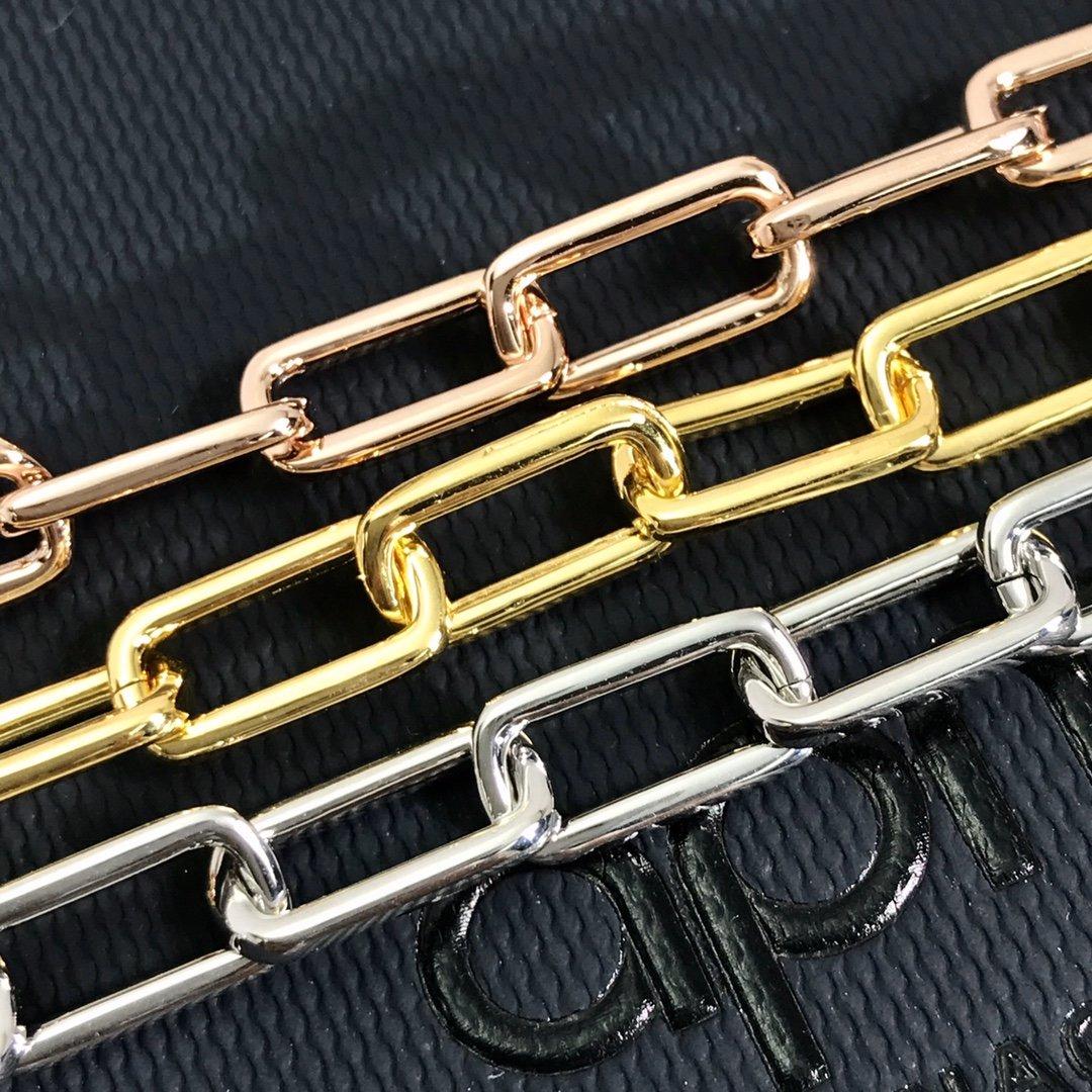 高品质APmmonaco爱之锁链细版