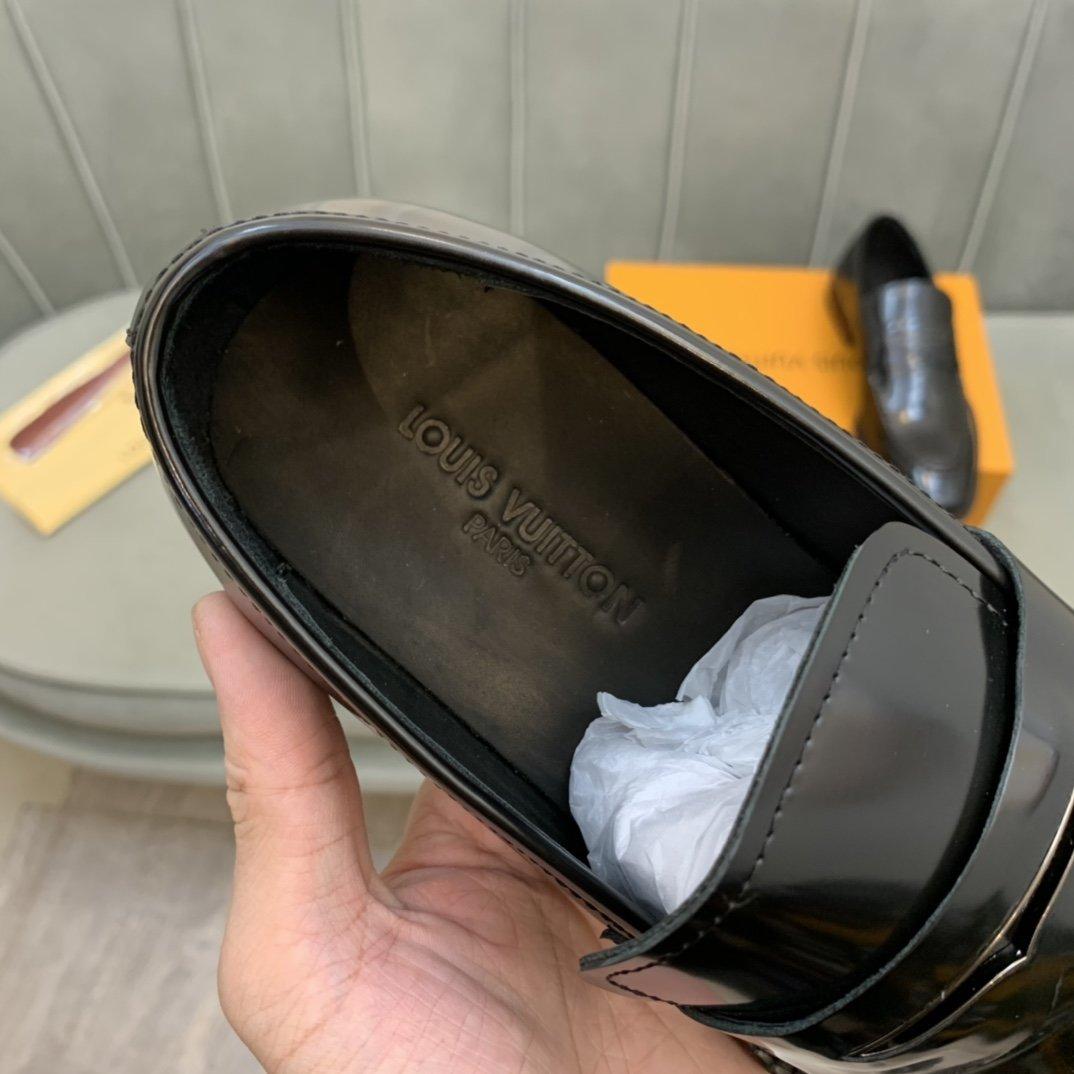 顶级原单品质LV*路易威*皮鞋正码码