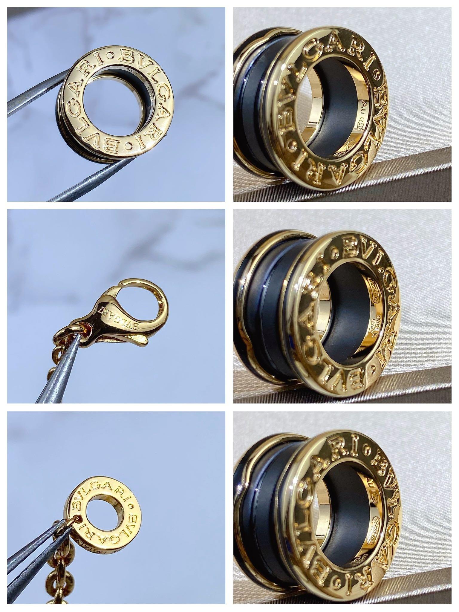 镀厚金V金材质粗链条CNC正品开版精
