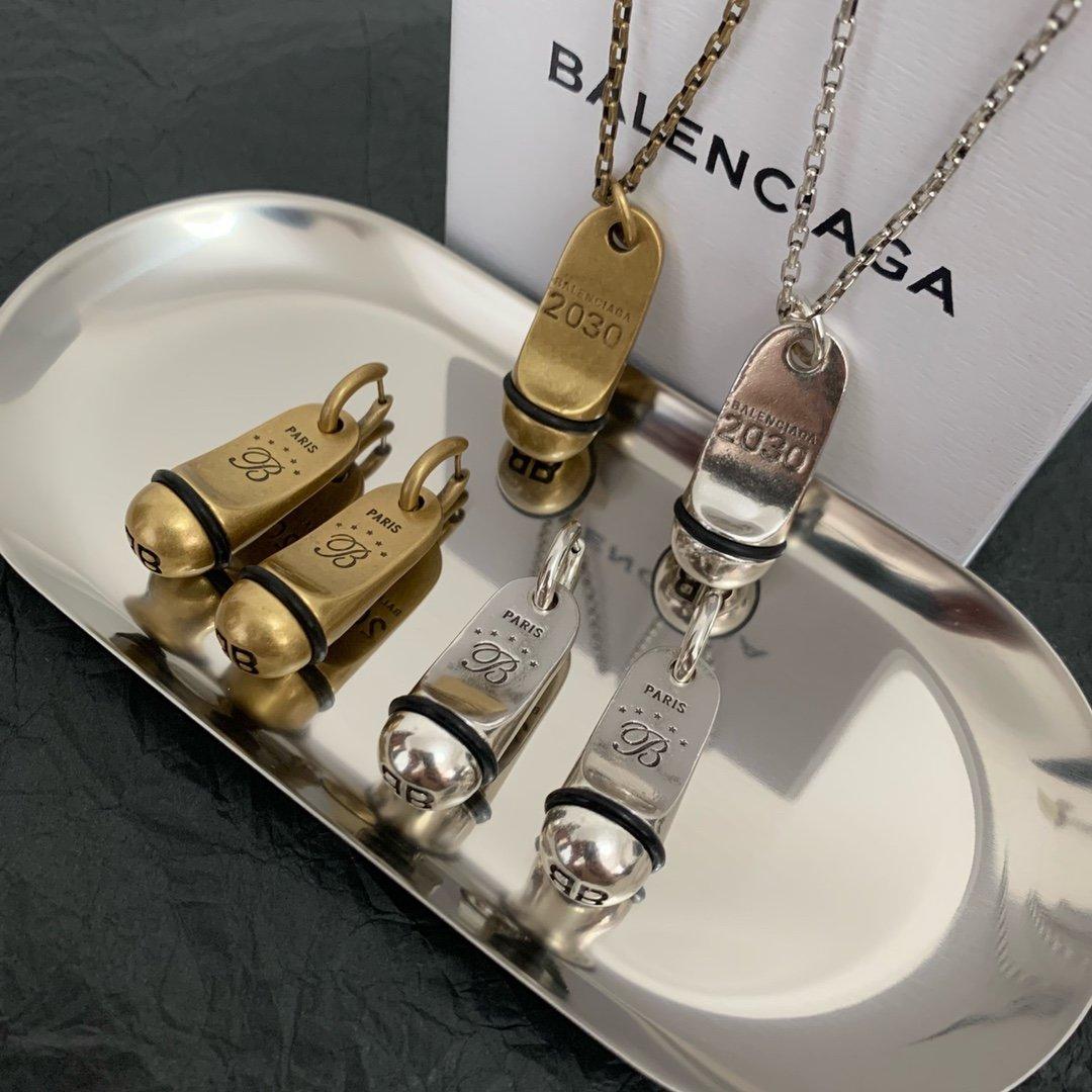 巴黎世家Balenciaga项链简单