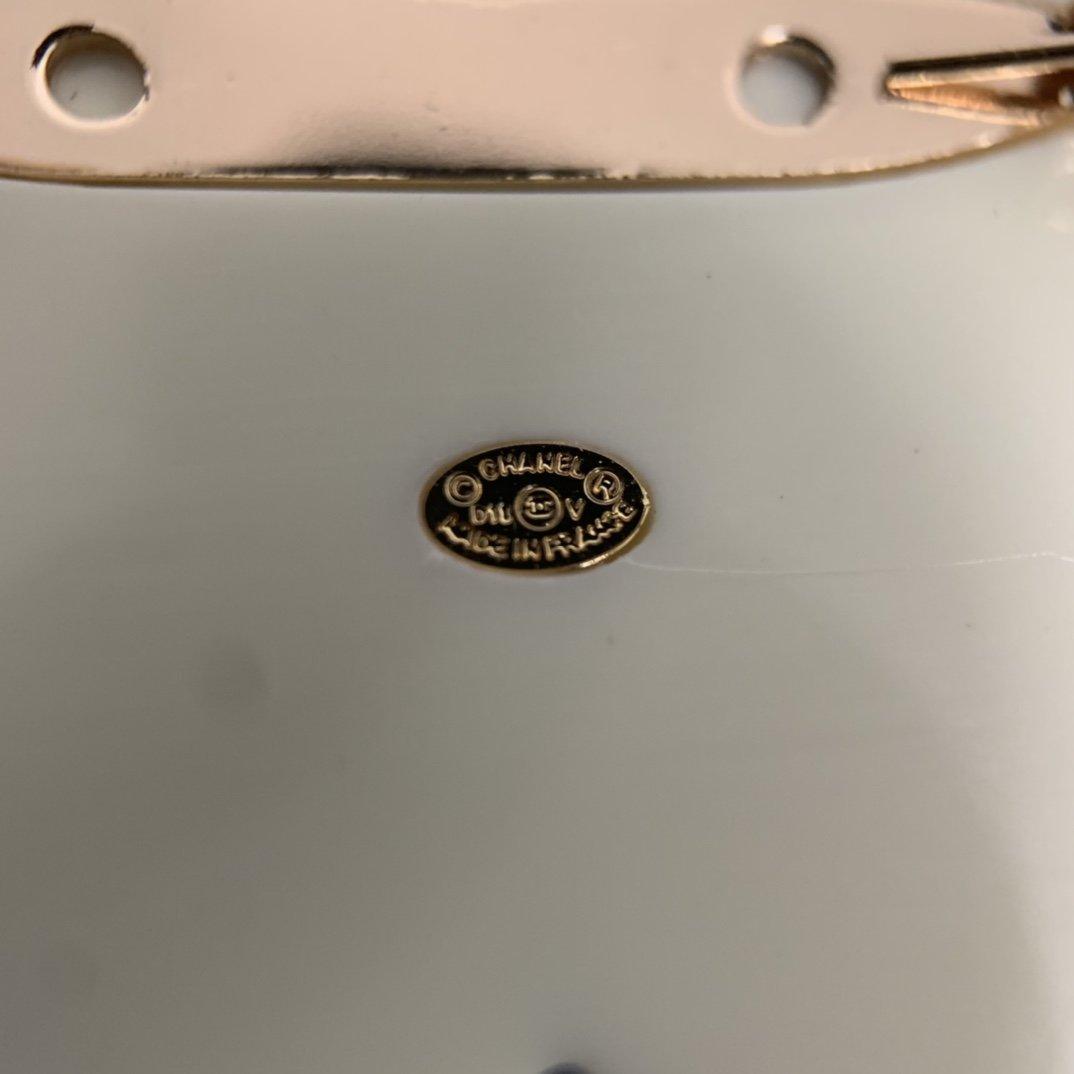Chanel香奈儿中古双C胸针原版复