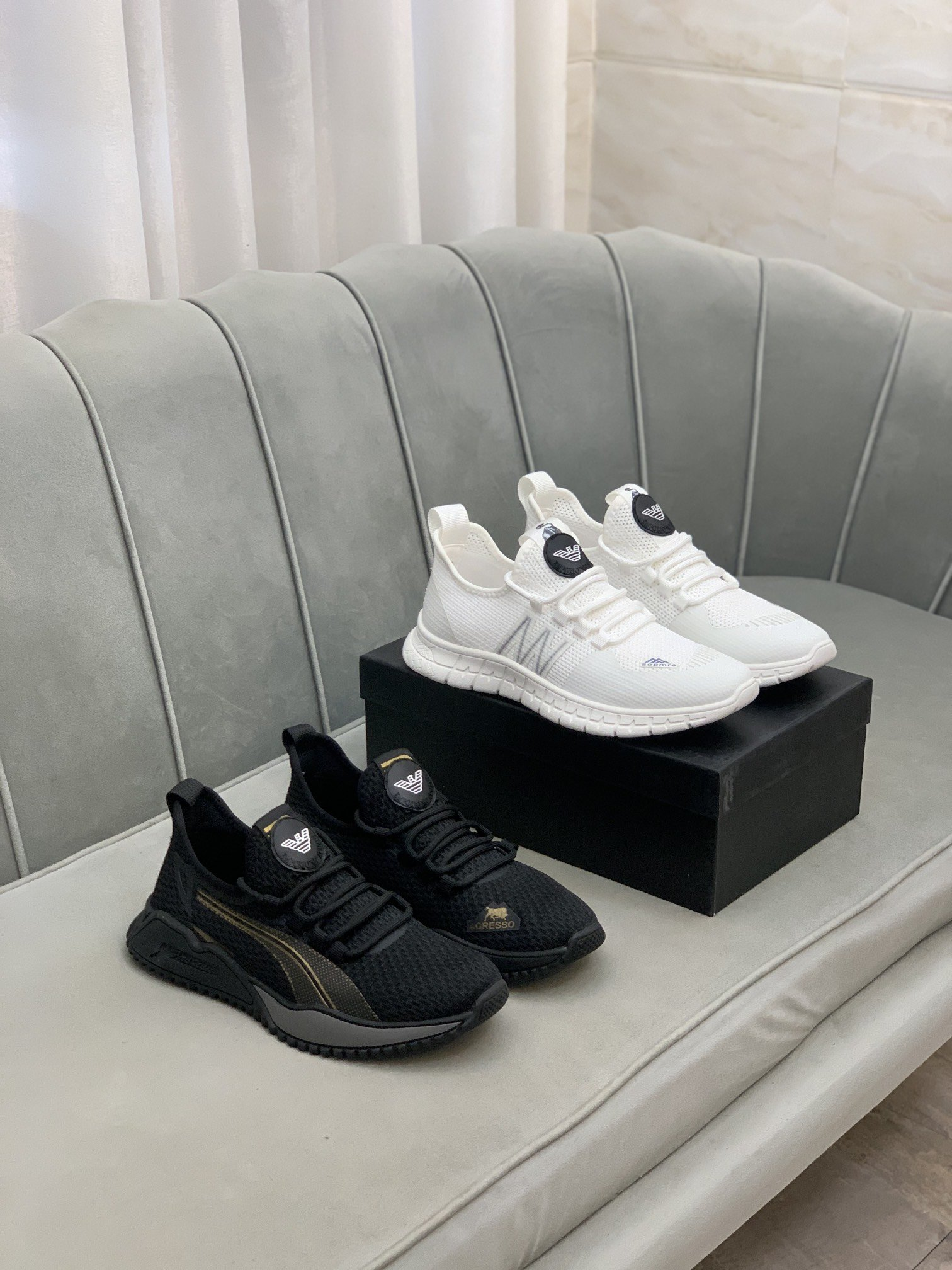 Arman*阿玛*]低帮运动鞋正码码