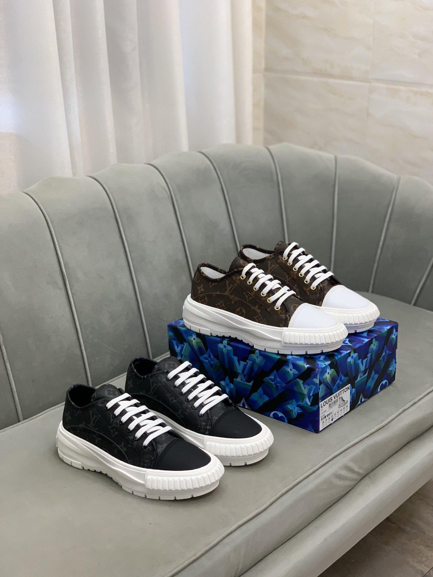 LV*路易威*低帮休闲鞋正码码数:3