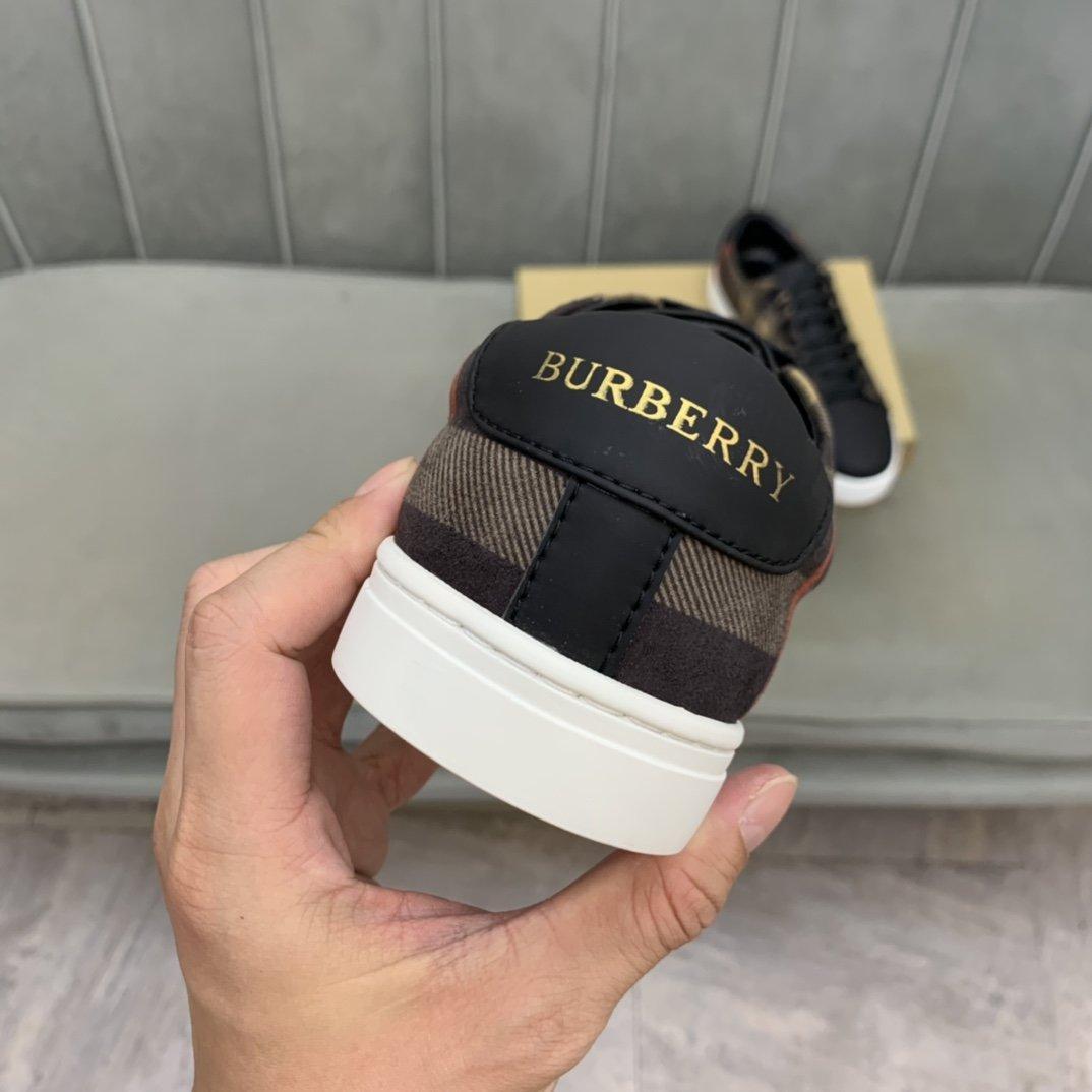 Burberr*巴宝*低帮休闲鞋正码