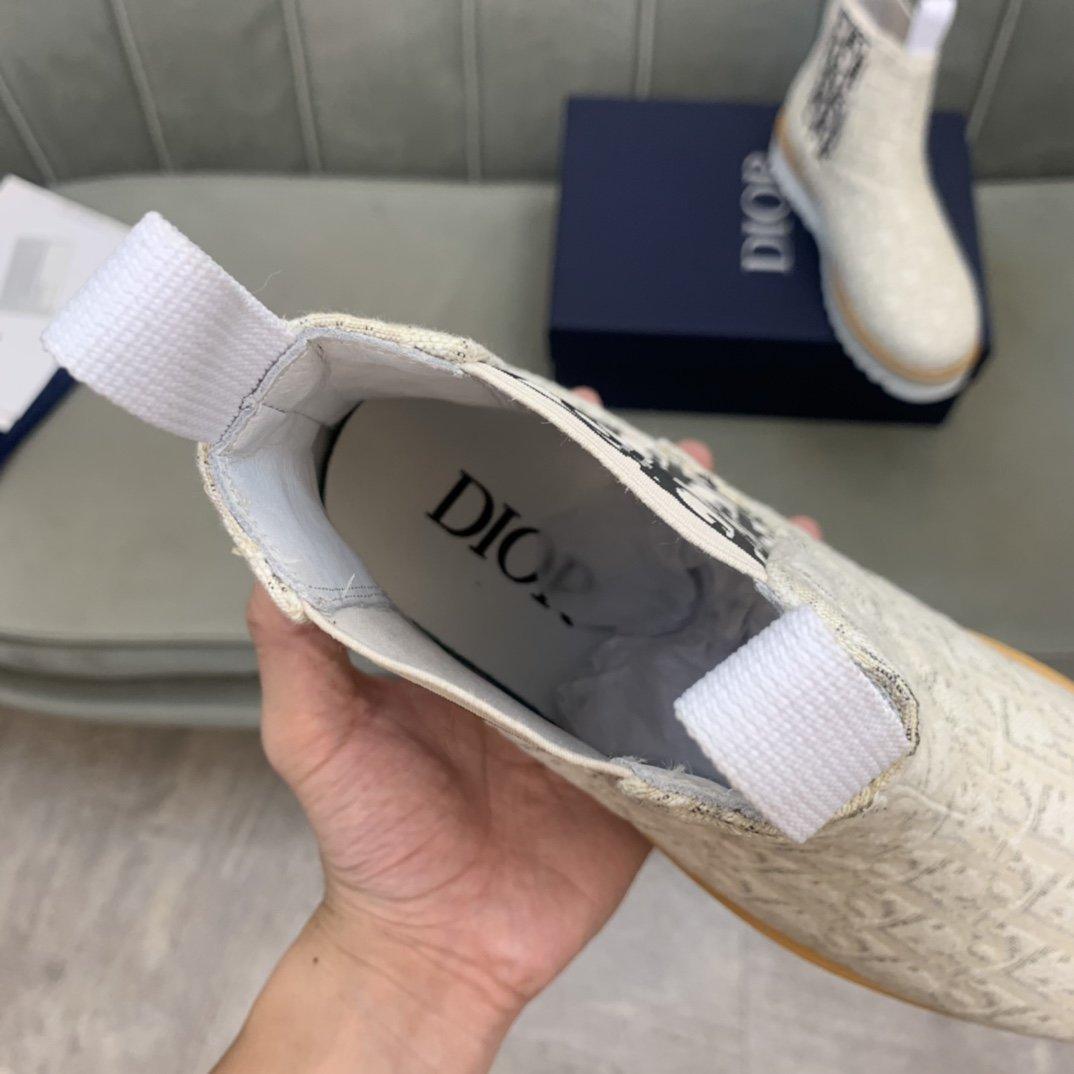 高端品质Dio*迪*高帮靴子正码码数