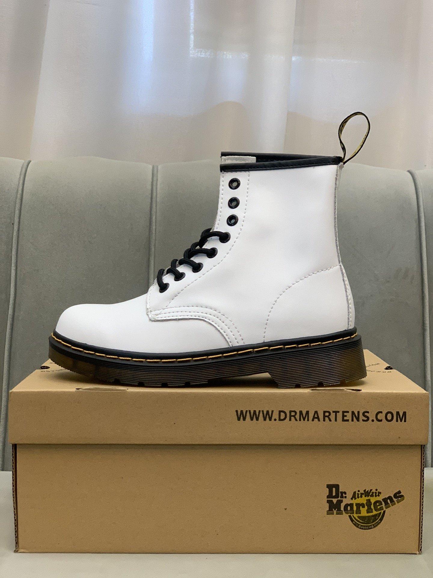 Dr.marten*马丁博*高帮靴子