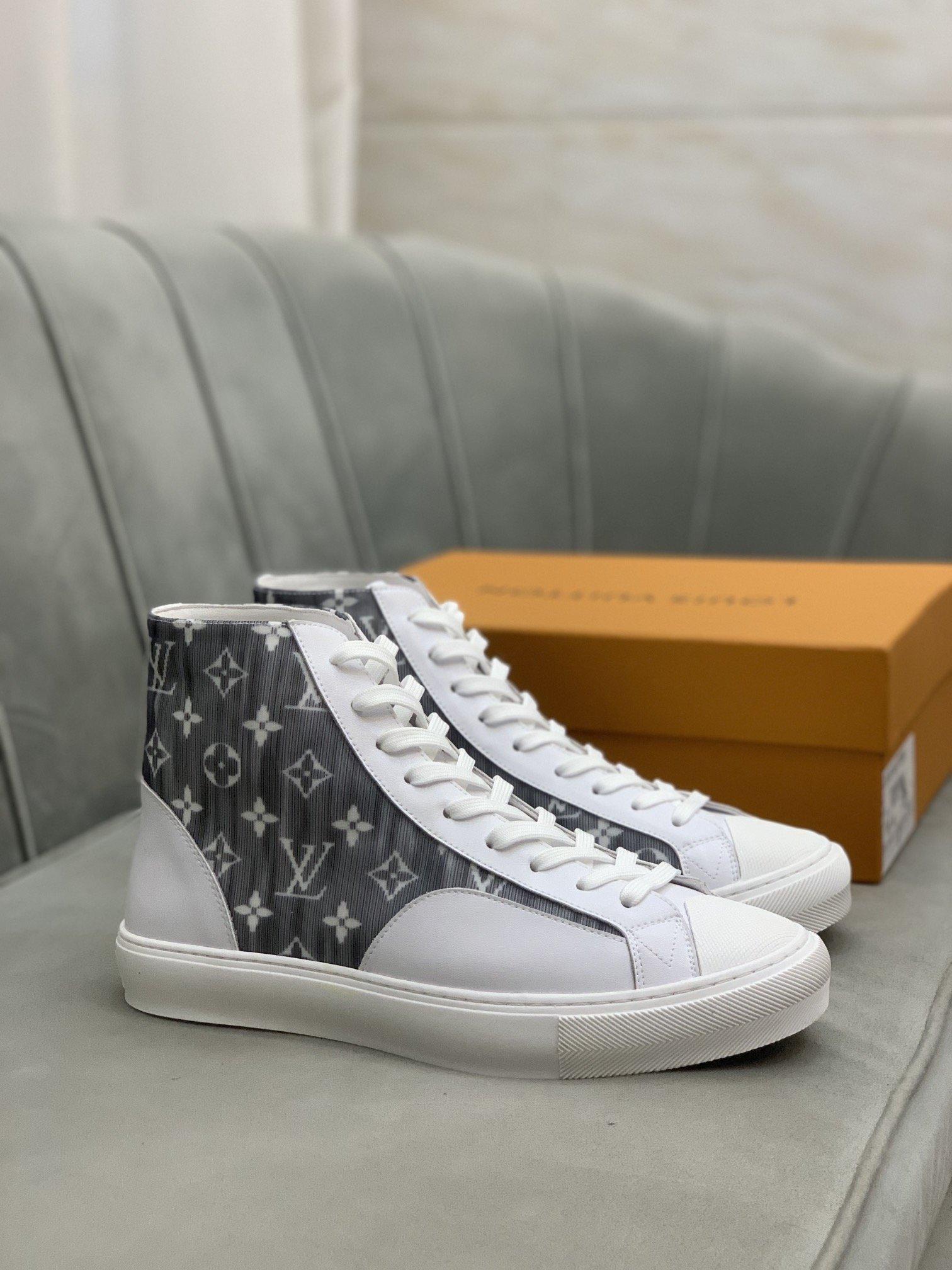 LV*路易威*高帮休闲鞋正码码数:3