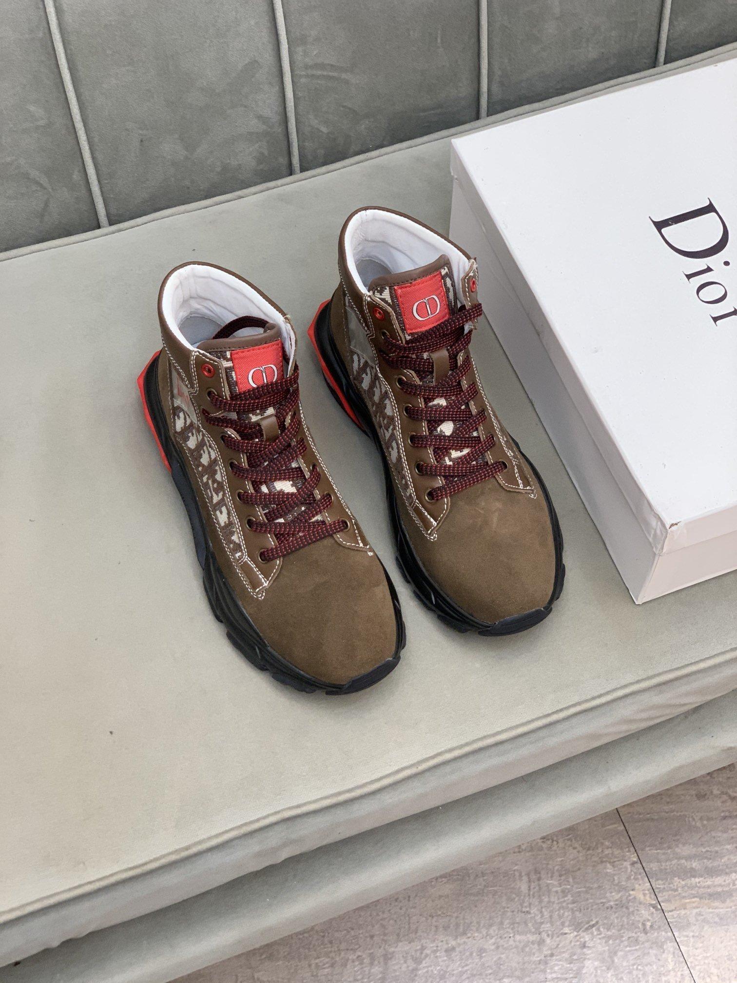 Dio*迪*高帮休闲鞋正码码数:38