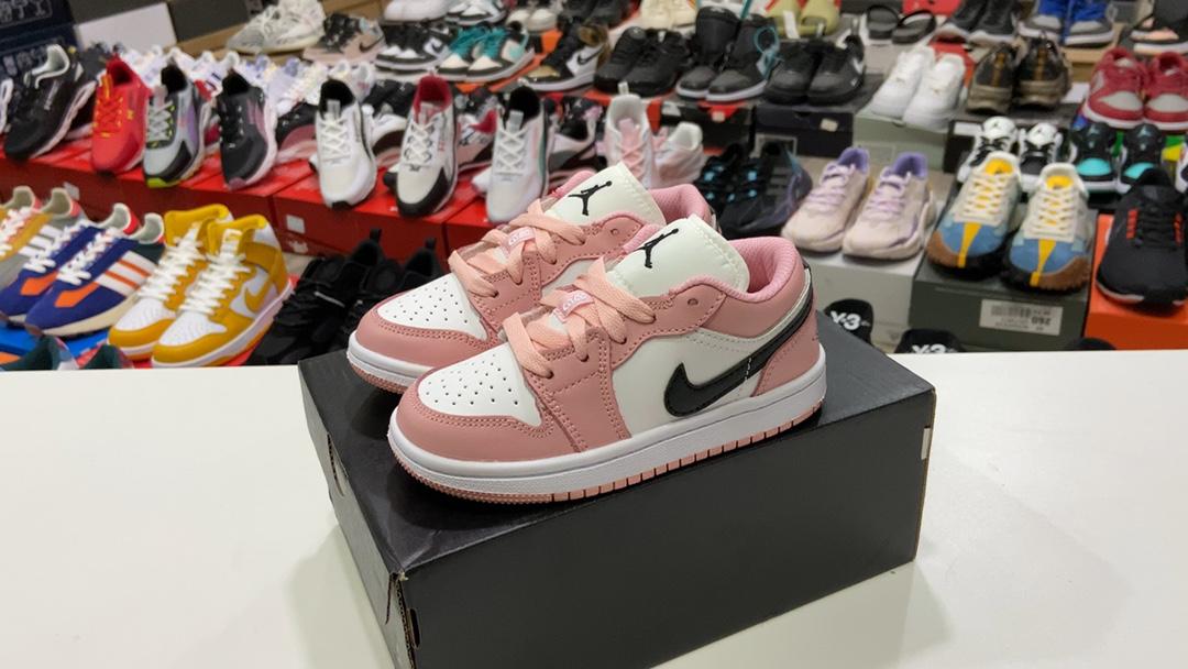 莆田鞋版本160童鞋乔丹AirJordan1LowAJ1乔1