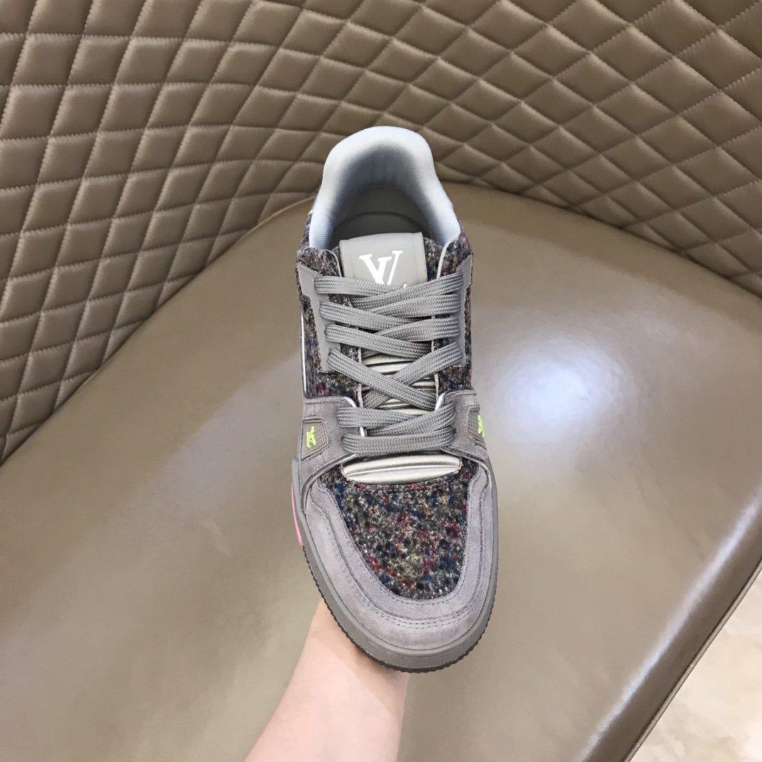 LV2021男士Trainer运动鞋