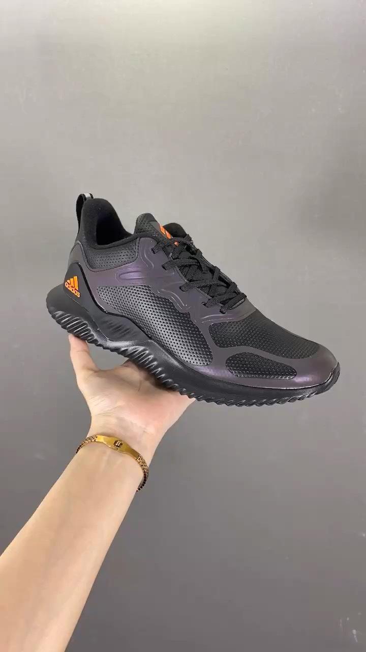 莆田鞋版本公司级真标阿迪达斯AdidasAlphaBounc