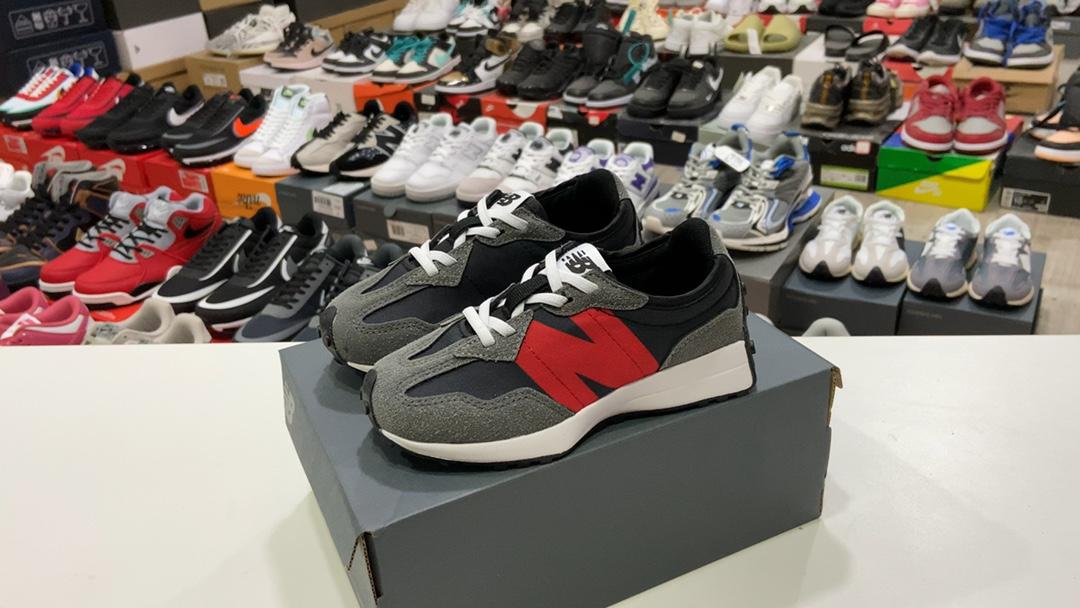 莆田鞋版本150童鞋新百伦NewBalanceMS327系列
