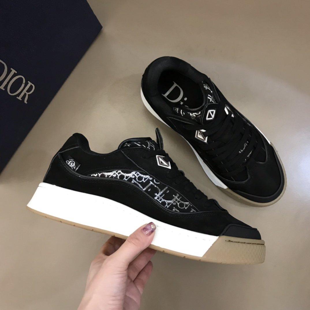 Dior2021秋冬新款男士休闲运动
