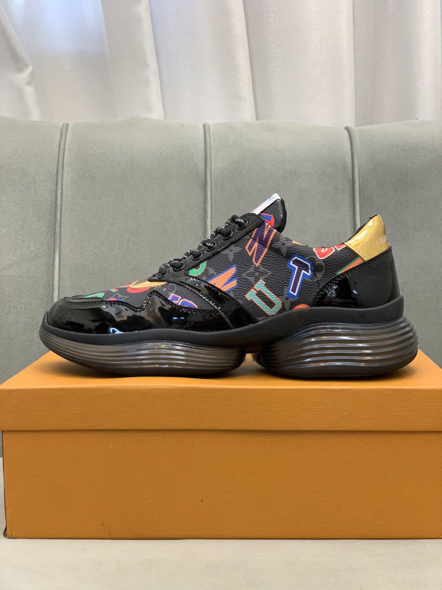 LV*路易威*低帮运动鞋正码码数:3