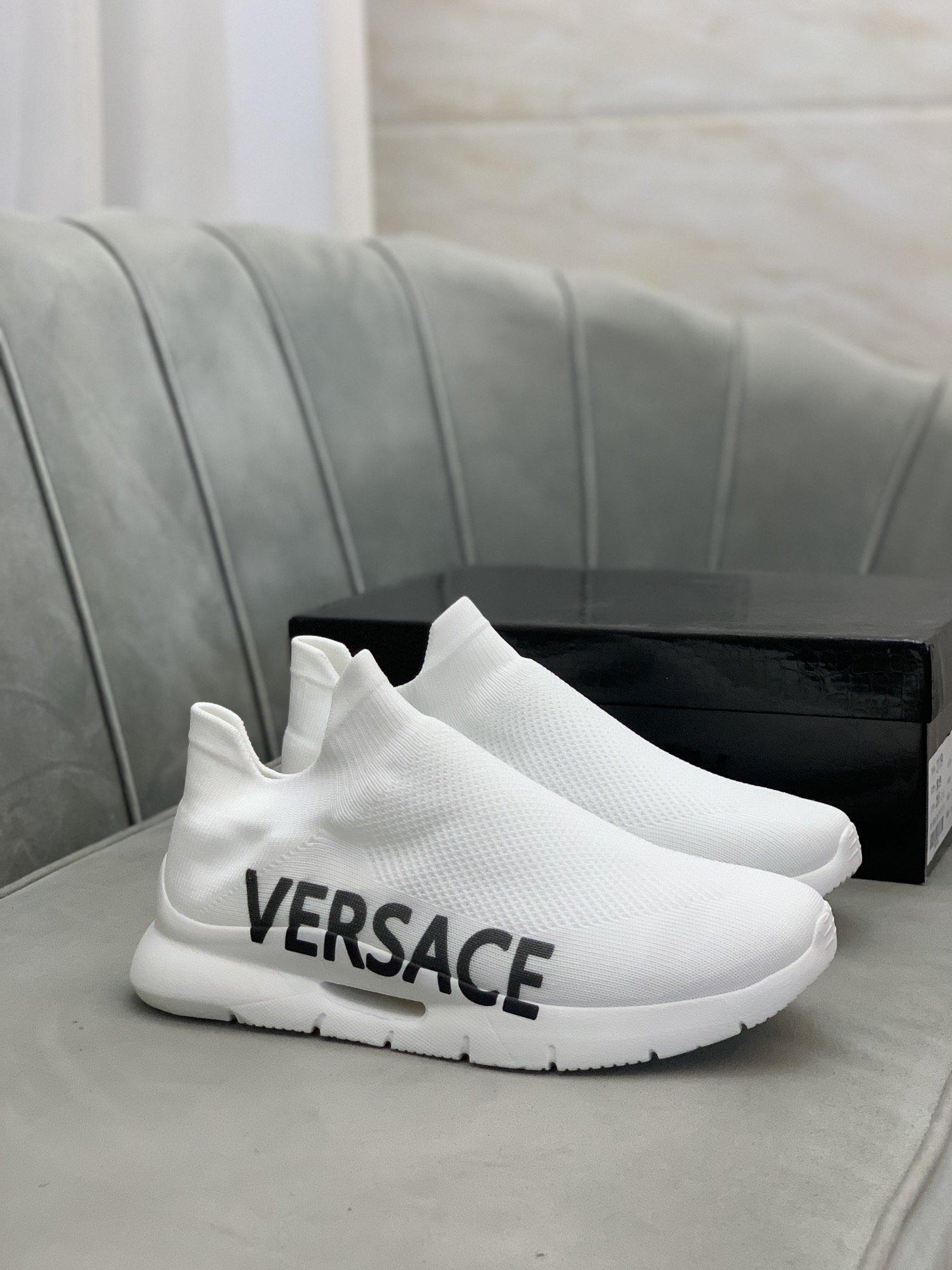 Versac*范思*低帮运动鞋正码码
