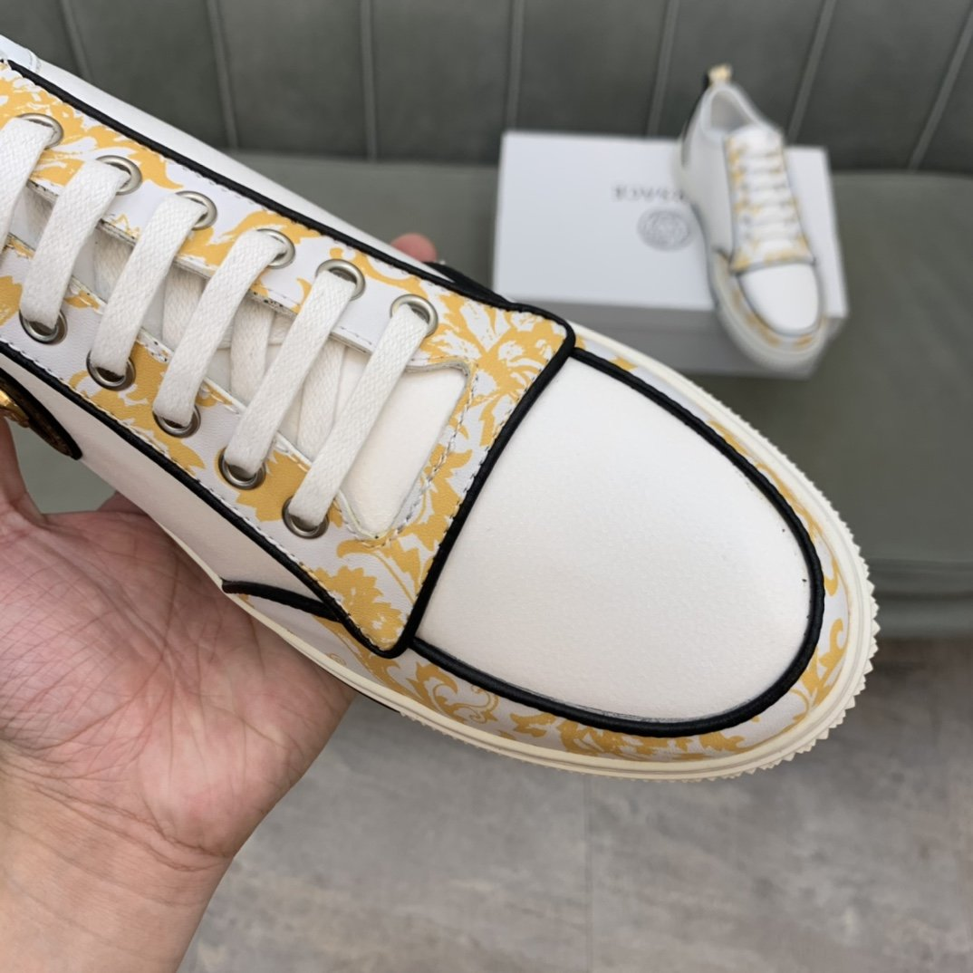 Versac*范思*低帮休闲鞋正码码