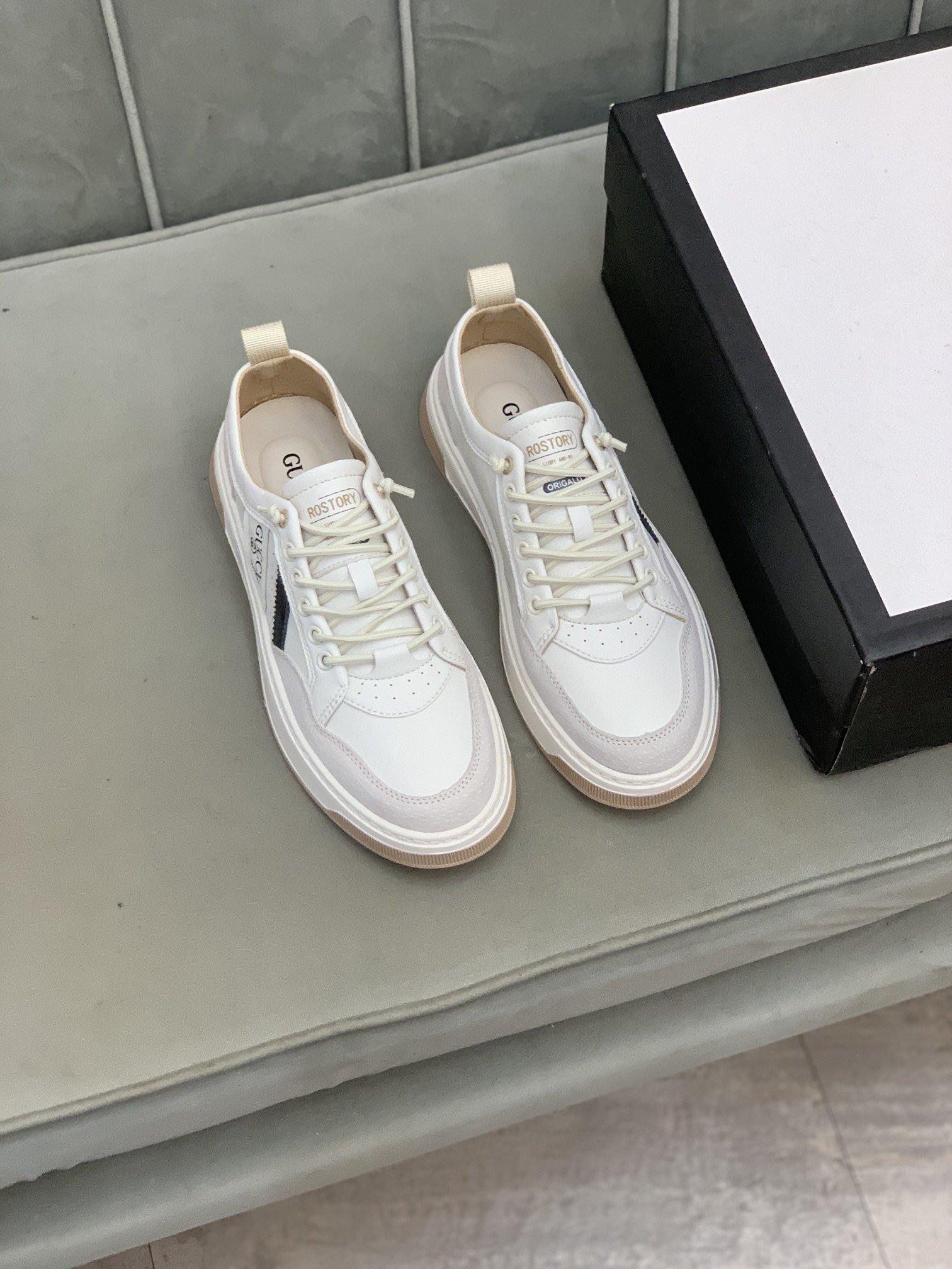 Gucc*古奇*]低帮休闲鞋正码码数