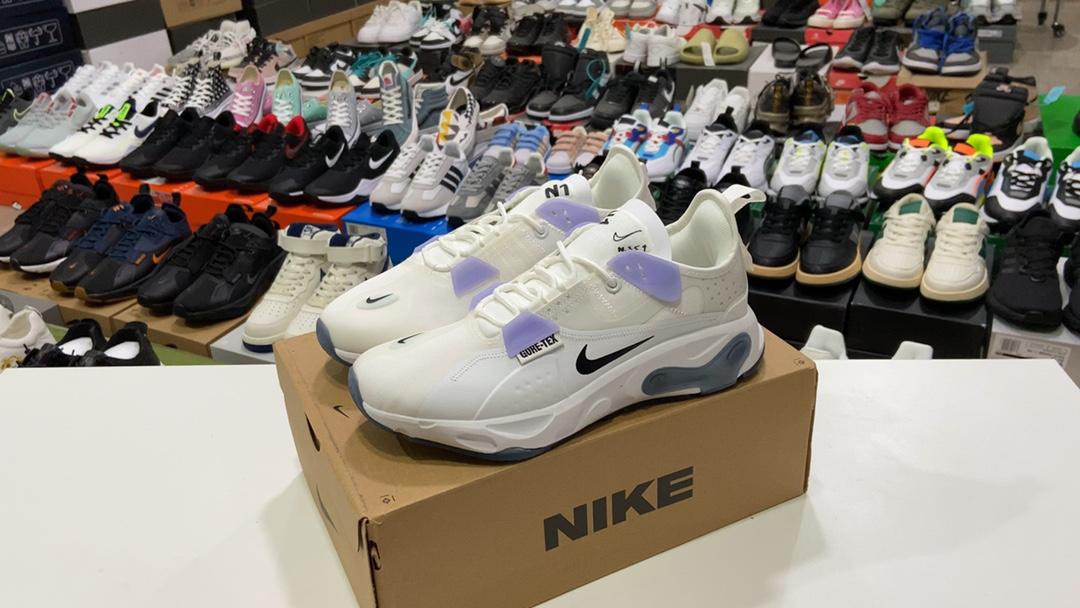 莆田鞋版本170耐克NikeReactTypeGTX机能防水