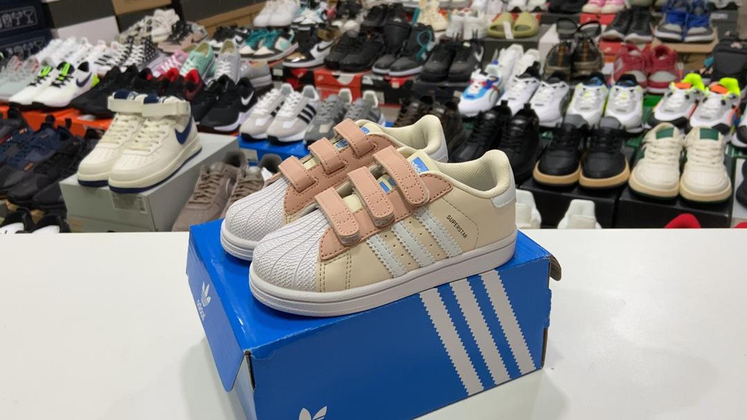 莆田鞋版本120童鞋阿迪达斯AdidasOriginalsS