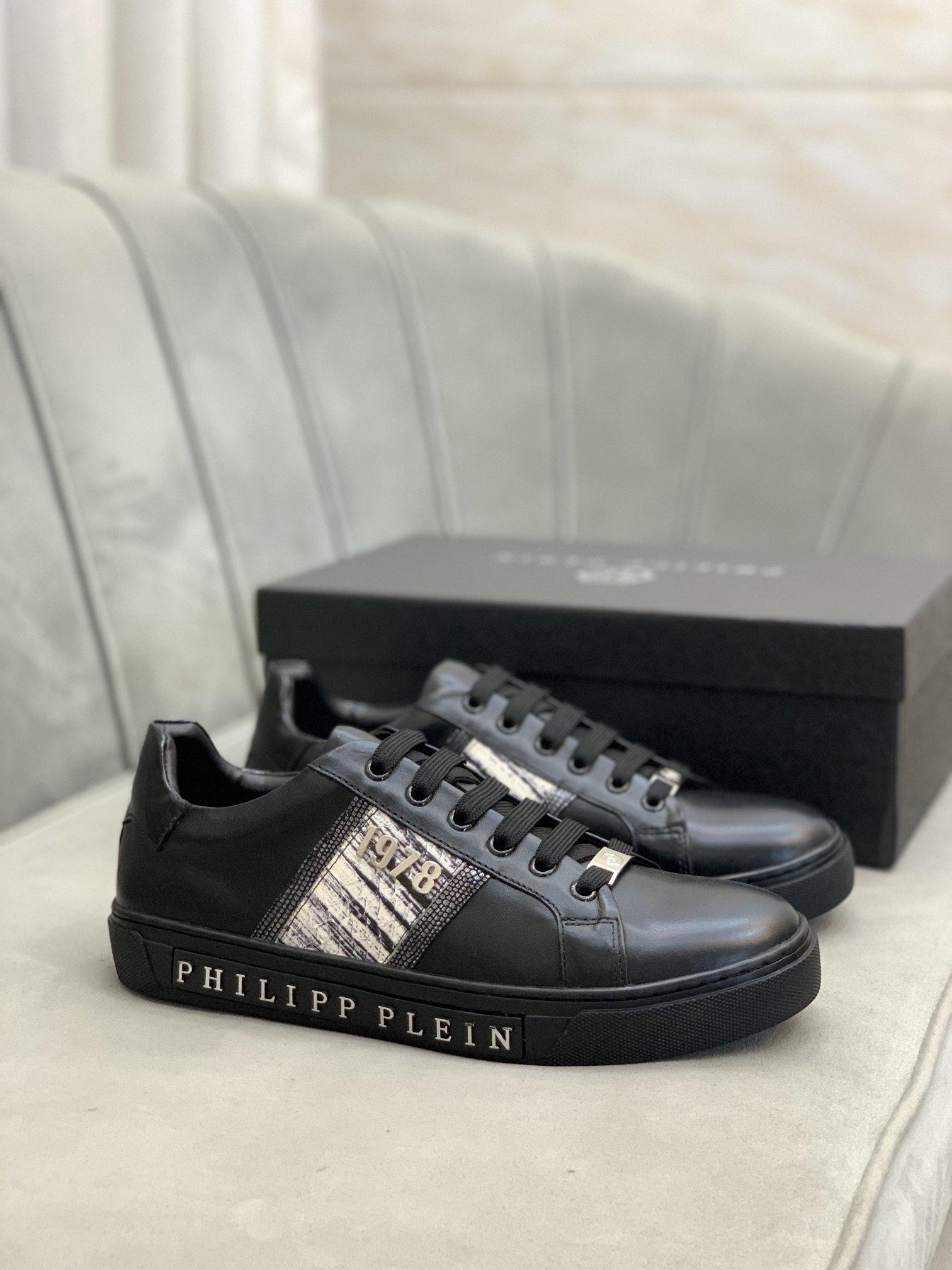 PP*菲利普普莱*低帮休闲鞋正码码数