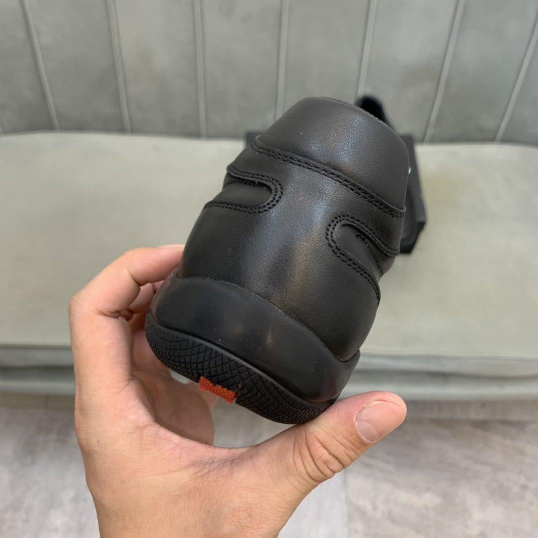 Prad*普拉*低帮休闲鞋正码码数: