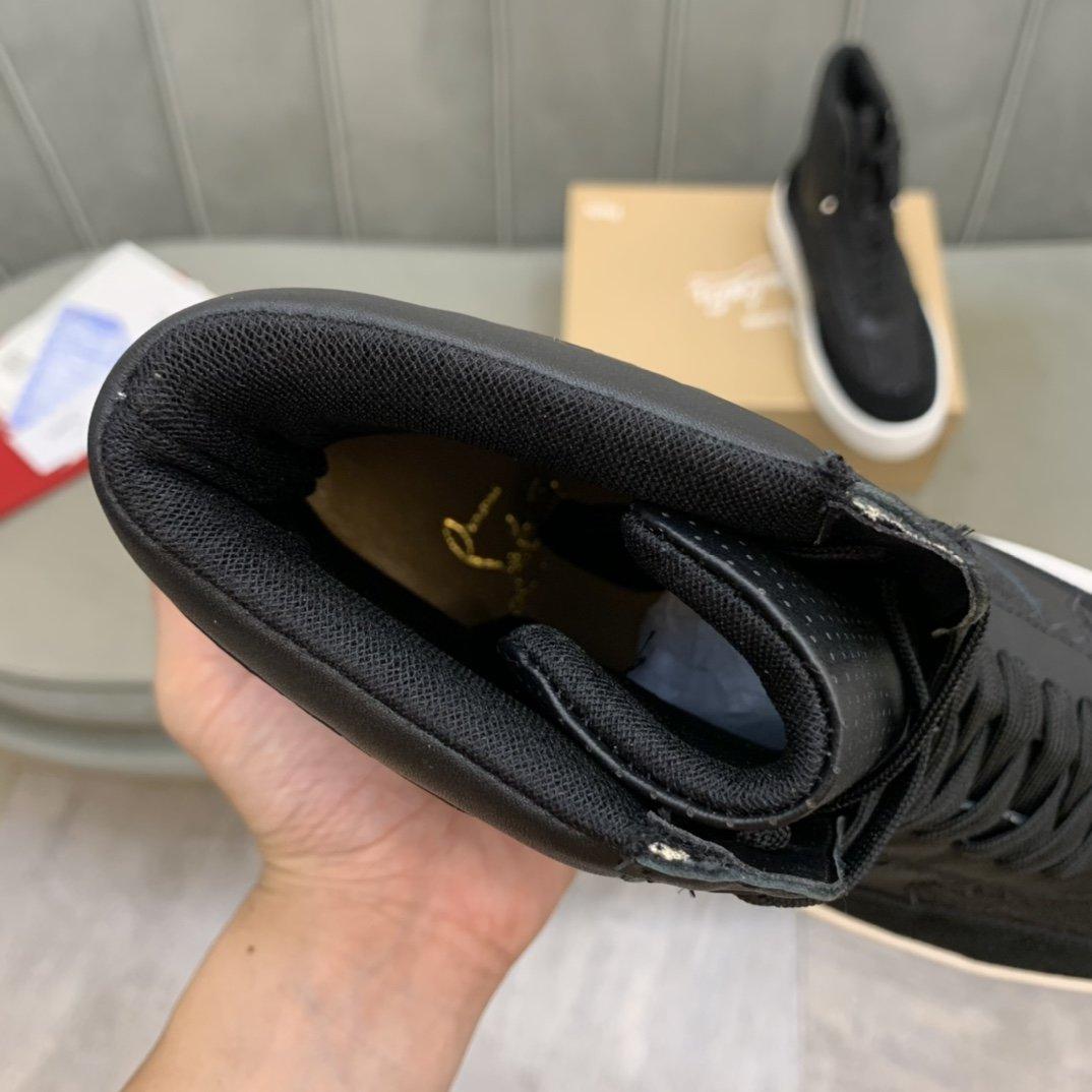 高端品质CLCL红底高帮靴子正码码数