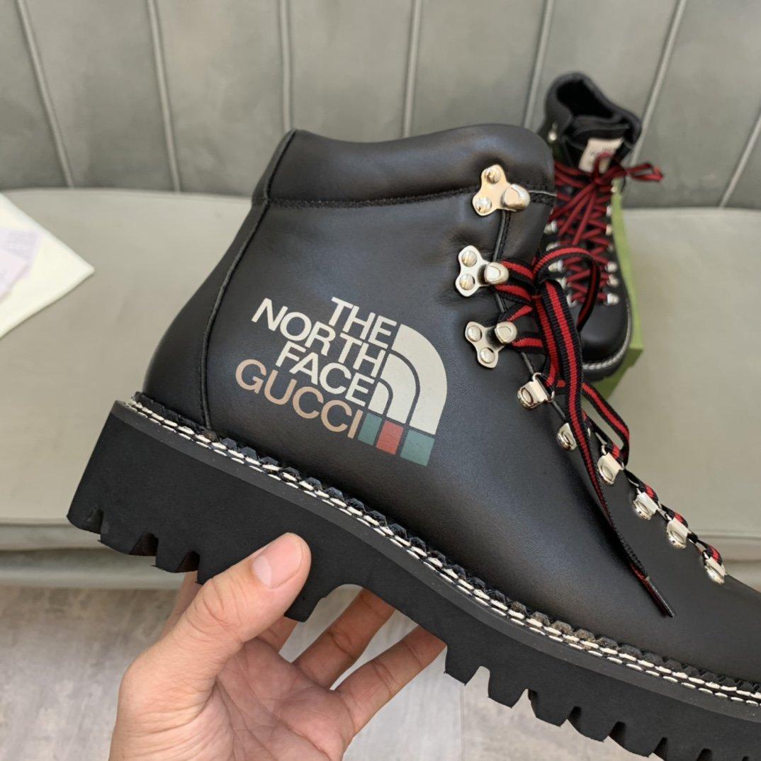 高端品质Gucc*古奇*高帮休闲鞋正