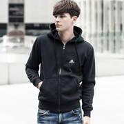 售价71专柜同款上市本季主打货源充足放心主推高端品质即转即卖品牌Adidas款号6601阿迪卫衣面料压花颜色黑色 灰色 深蓝尺码M3X