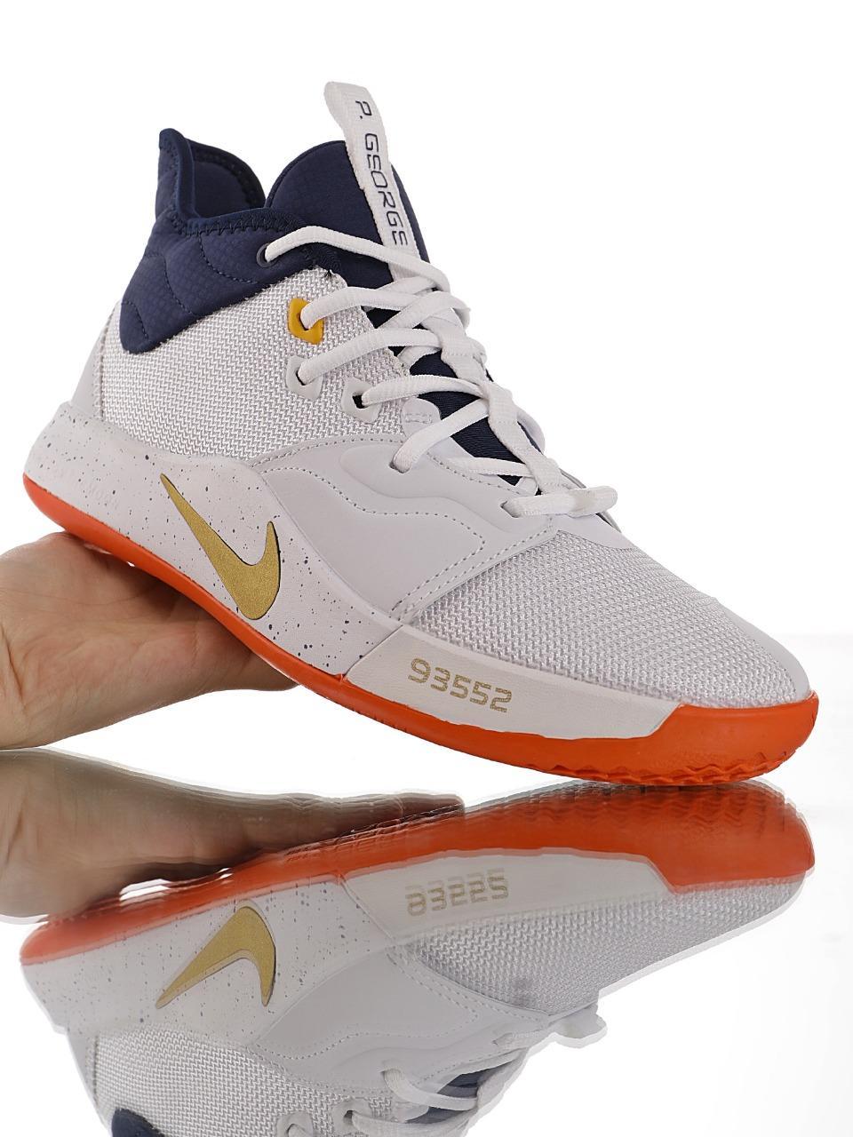 s标的鞋_偏小一码,男鞋真标带半码 NBA 球星保罗·乔治的签名鞋 耐克Nike ...