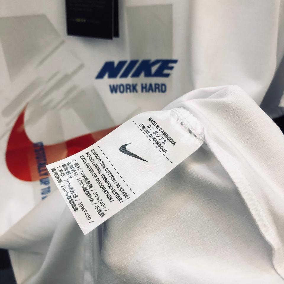 P165🔥🔥🔥独家爆款!2020#专柜新款 Nike.耐克 小红书力荐款🏻上身效果很棒100%全棉印花材质本店主打款 (供天猫)🏻专柜正品订单 Nike.耐克 夏季新款T恤正品印花工艺 秒杀一切市场货!正品应该呈现的做工、用料、细节!一切完美复刻!尺码M-4XL 本店主打100%店主卖家、买家好评标准身材请按身高购买偏胖身材请按体重购买M建议 高155-1165体重85-100 L/建议 高1165-170 重100-115 XL/建议 高170-175 重115-130 2XL/建议 高175-180 重130-150 3XL/建议 高180-185 重150-170 4XL/建议 高185-190 重170-190