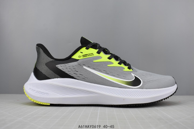 公司级耐克Nike Zoom Winflo 7 登月7代轻